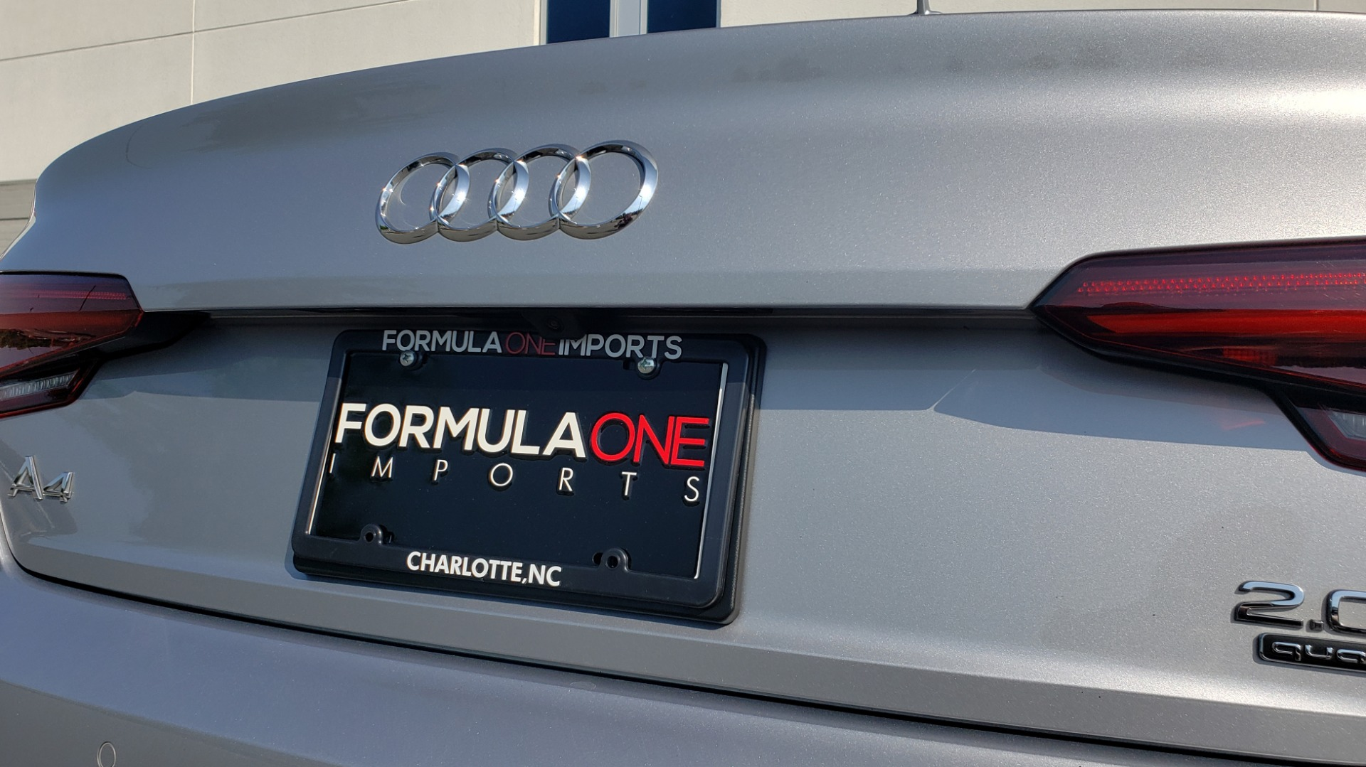 Used 2018 Audi A4 PREMIUM PLUS 2.0T / NAV / SUNROOF / B&O SND / CLD WTHR / REARVIEW for sale $29,395 at Formula Imports in Charlotte NC 28227 31