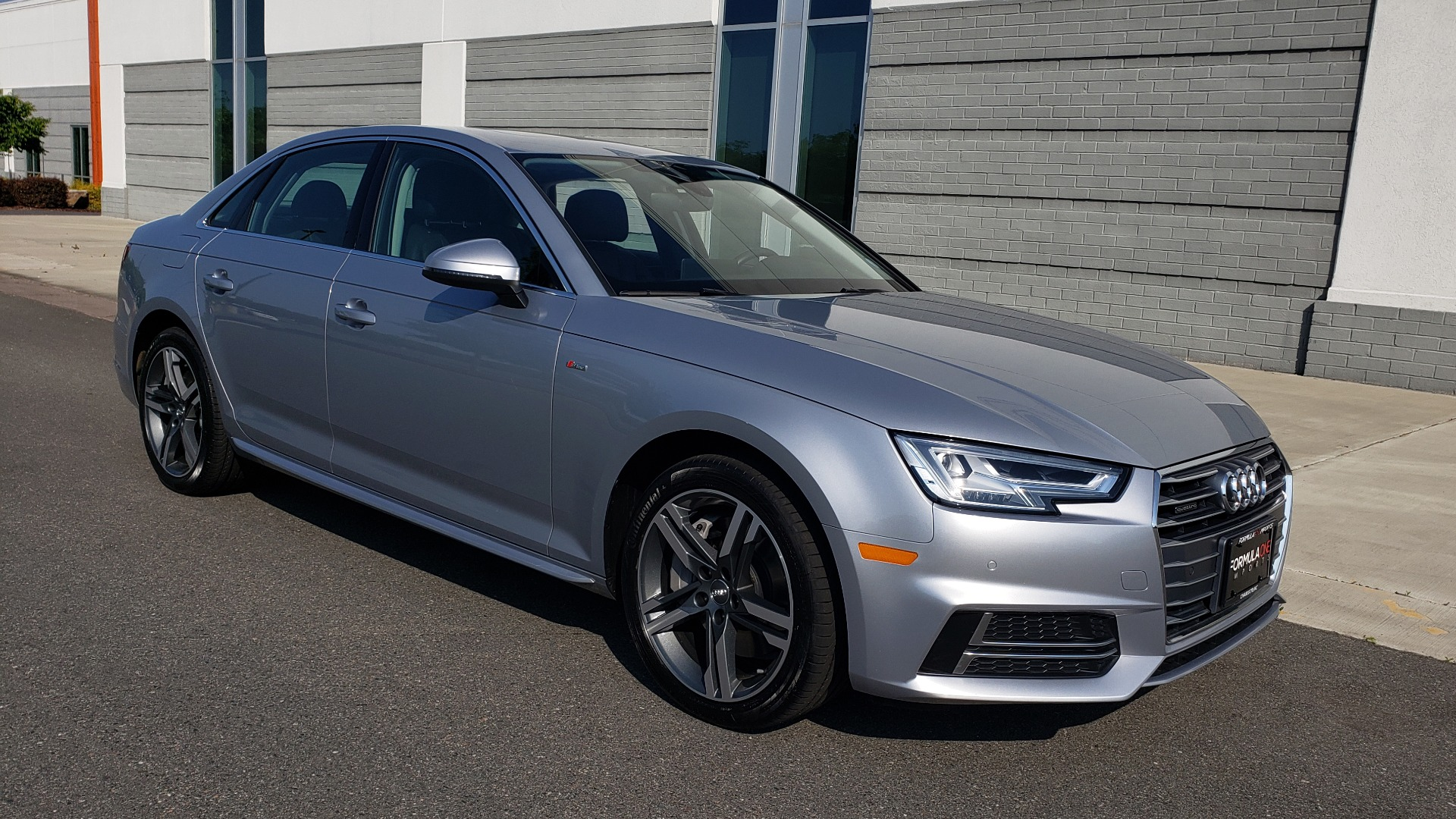 Used 2018 Audi A4 PREMIUM PLUS 2.0T / NAV / SUNROOF / B&O SND / CLD WTHR / REARVIEW for sale $29,395 at Formula Imports in Charlotte NC 28227 4