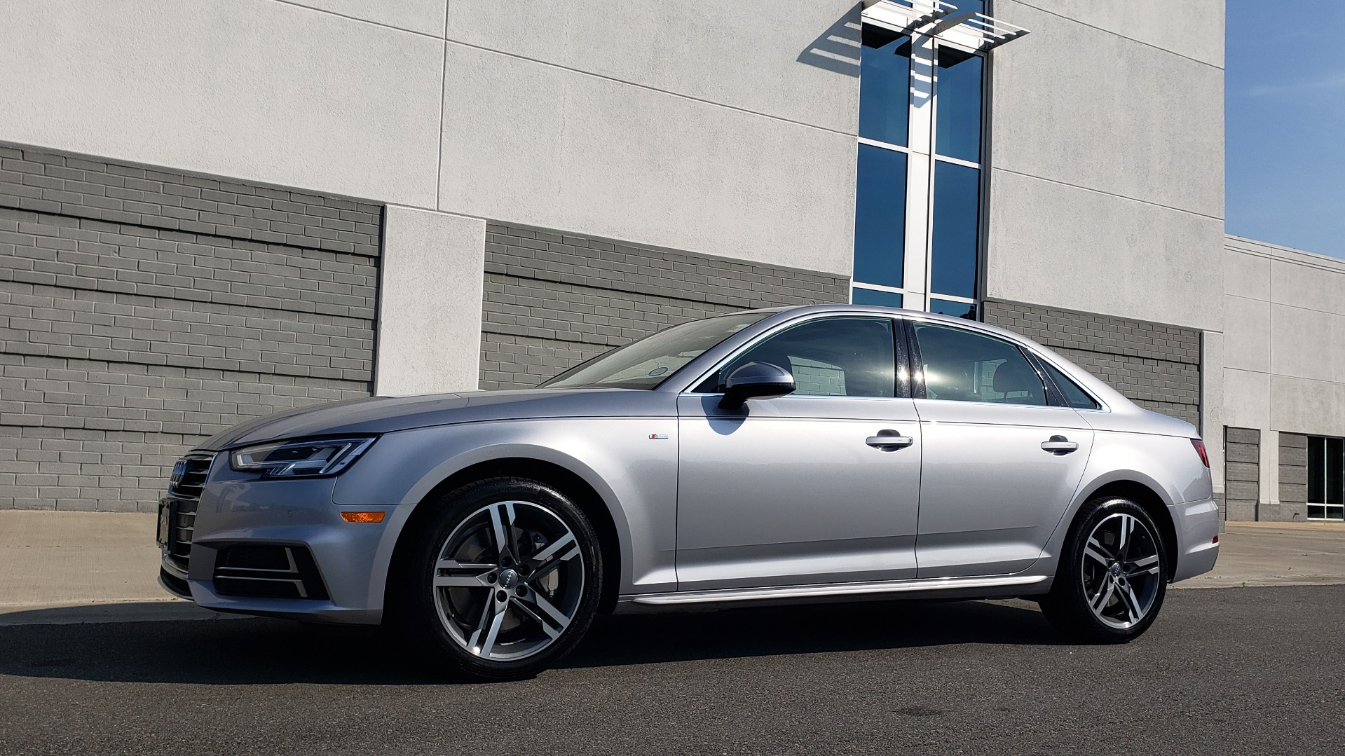 Used 2018 Audi A4 PREMIUM PLUS 2.0T / NAV / SUNROOF / B&O SND / CLD WTHR / REARVIEW for sale $29,395 at Formula Imports in Charlotte NC 28227 5