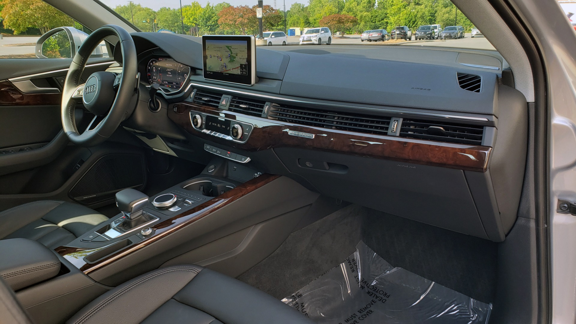 Used 2018 Audi A4 PREMIUM PLUS 2.0T / NAV / SUNROOF / B&O SND / CLD WTHR / REARVIEW for sale $29,395 at Formula Imports in Charlotte NC 28227 69
