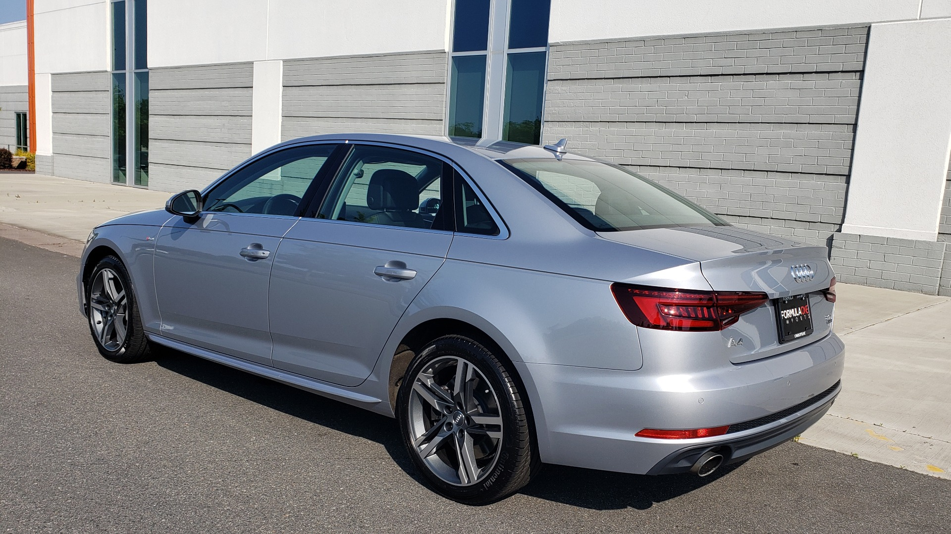 Used 2018 Audi A4 PREMIUM PLUS 2.0T / NAV / SUNROOF / B&O SND / CLD WTHR / REARVIEW for sale $29,395 at Formula Imports in Charlotte NC 28227 7