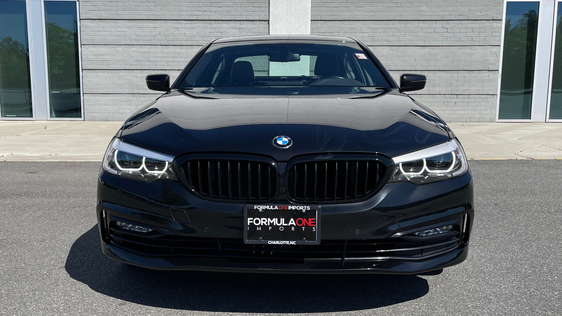 Used 2018 BMW 5 SERIES 540I XDRIVE PREMIUM / NAV / PARK ASST / WIRELESS CHARGING H/K SND for sale $38,395 at Formula Imports in Charlotte NC 28227 13