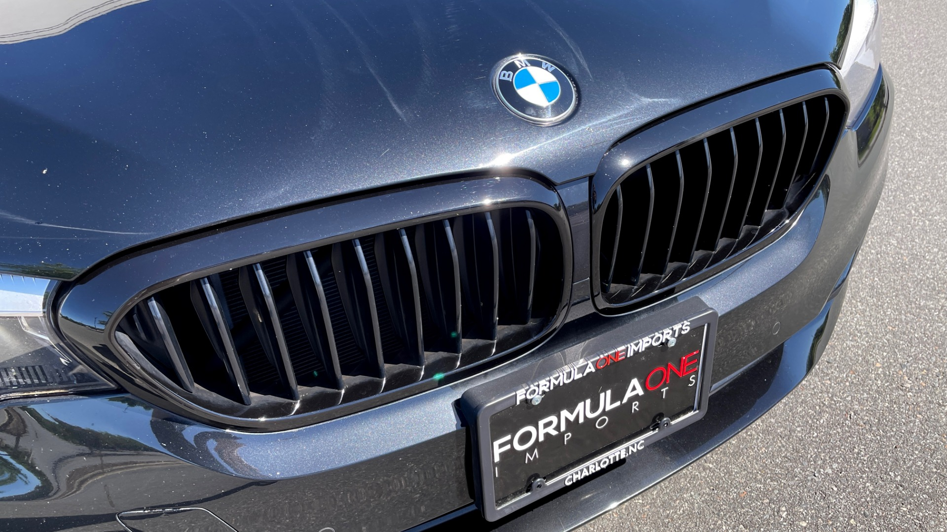 Used 2018 BMW 5 SERIES 540I XDRIVE PREMIUM / NAV / PARK ASST / WIRELESS CHARGING H/K SND for sale $38,395 at Formula Imports in Charlotte NC 28227 16