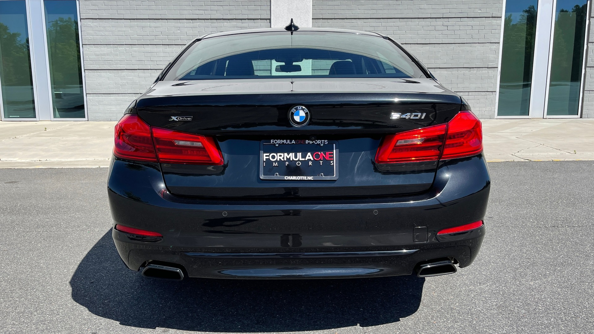Used 2018 BMW 5 SERIES 540I XDRIVE PREMIUM / NAV / PARK ASST / WIRELESS CHARGING H/K SND for sale $38,395 at Formula Imports in Charlotte NC 28227 19