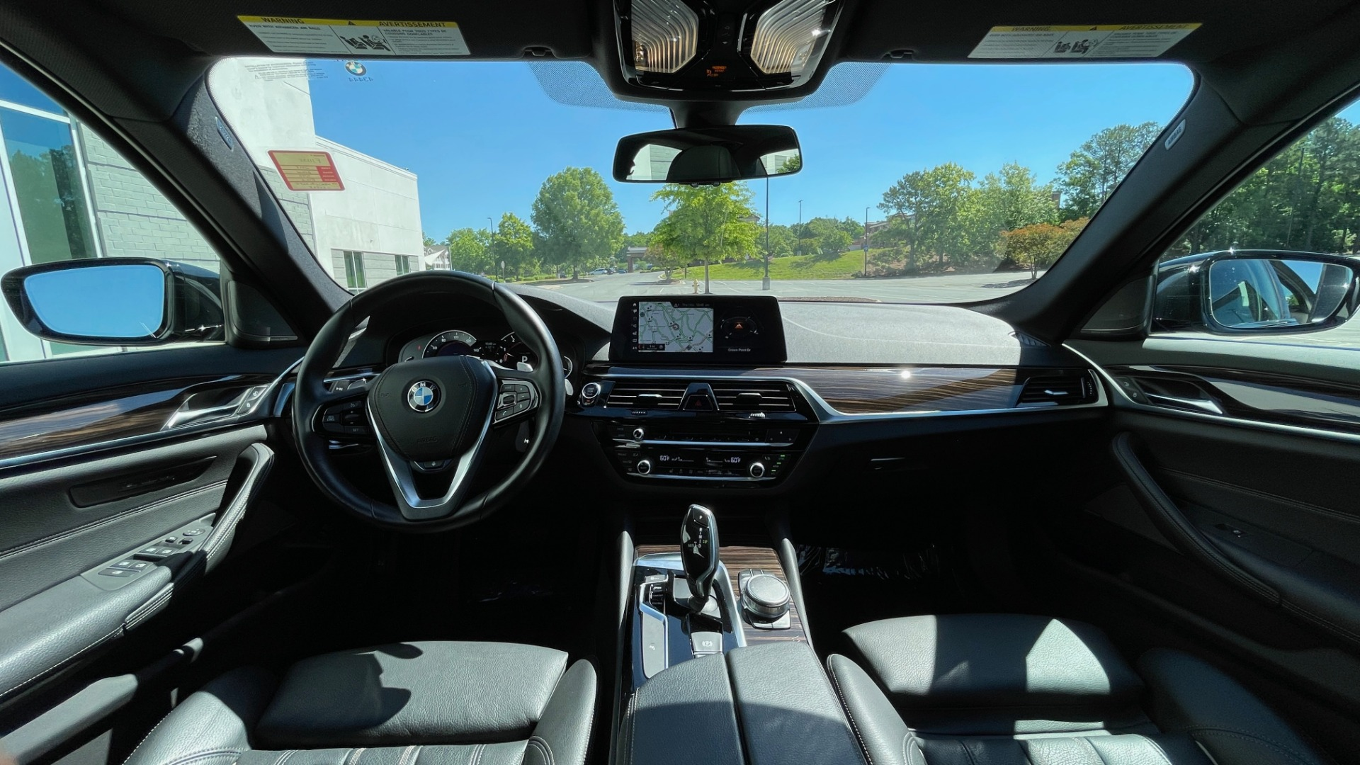 Used 2018 BMW 5 SERIES 540I XDRIVE PREMIUM / NAV / PARK ASST / WIRELESS CHARGING H/K SND for sale $38,395 at Formula Imports in Charlotte NC 28227 73