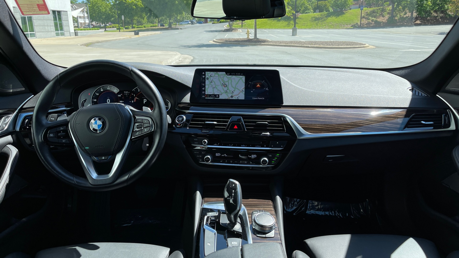 Used 2018 BMW 5 SERIES 540I XDRIVE PREMIUM / NAV / PARK ASST / WIRELESS CHARGING H/K SND for sale $38,395 at Formula Imports in Charlotte NC 28227 74