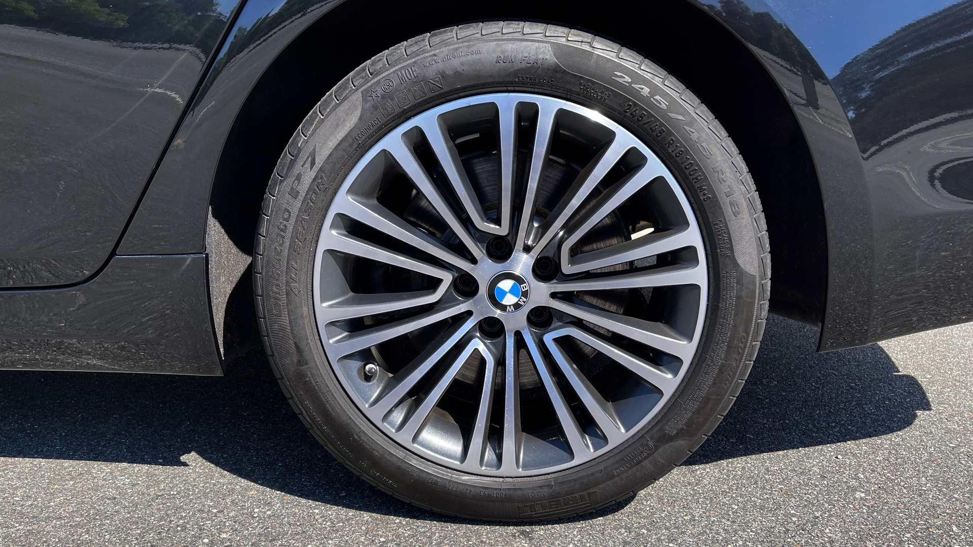 Used 2018 BMW 5 SERIES 540I XDRIVE PREMIUM / NAV / PARK ASST / WIRELESS CHARGING H/K SND for sale $38,395 at Formula Imports in Charlotte NC 28227 85