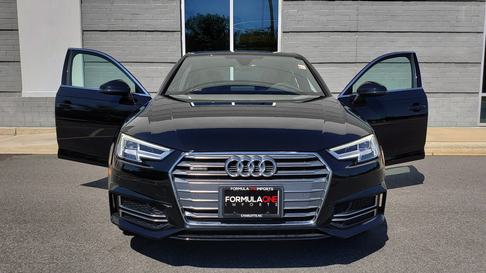 Used 2018 Audi A4 PREMIUM PLUS 2.0T / NAV / SUNROOF / B&O SND / CLD WTHR / REARVIEW for sale $30,695 at Formula Imports in Charlotte NC 28227 20