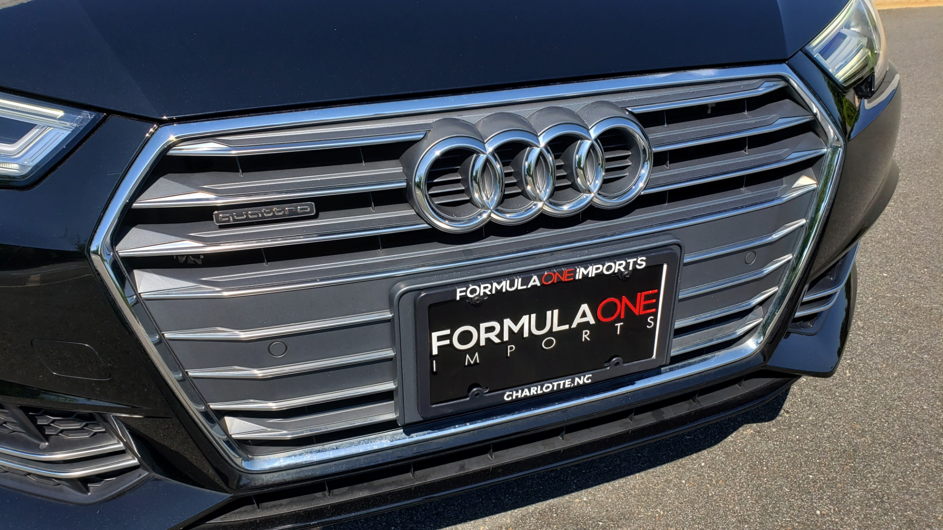 Used 2018 Audi A4 PREMIUM PLUS 2.0T / NAV / SUNROOF / B&O SND / CLD WTHR / REARVIEW for sale $30,695 at Formula Imports in Charlotte NC 28227 23