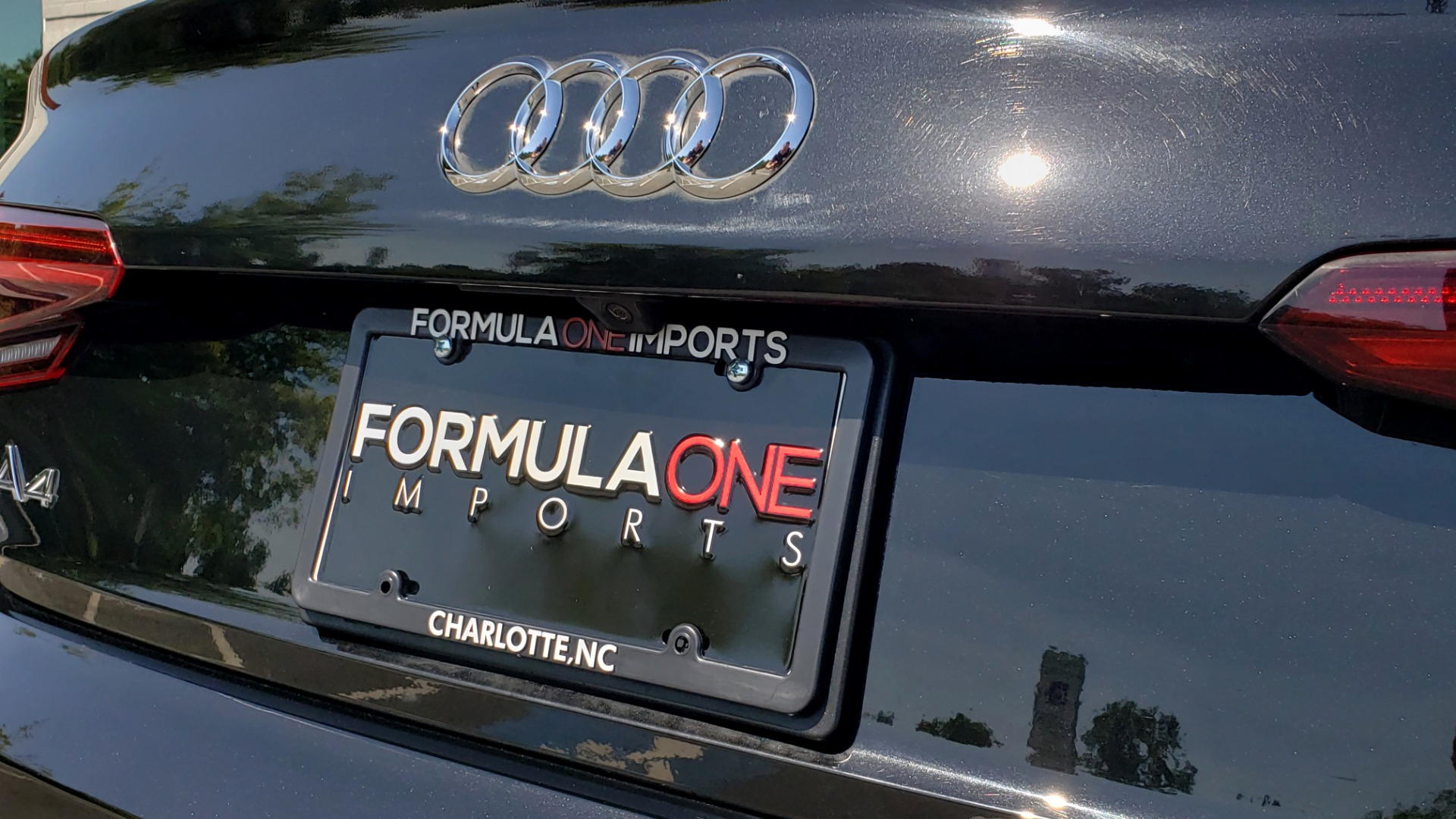 Used 2018 Audi A4 PREMIUM PLUS 2.0T / NAV / SUNROOF / B&O SND / CLD WTHR / REARVIEW for sale $30,695 at Formula Imports in Charlotte NC 28227 29