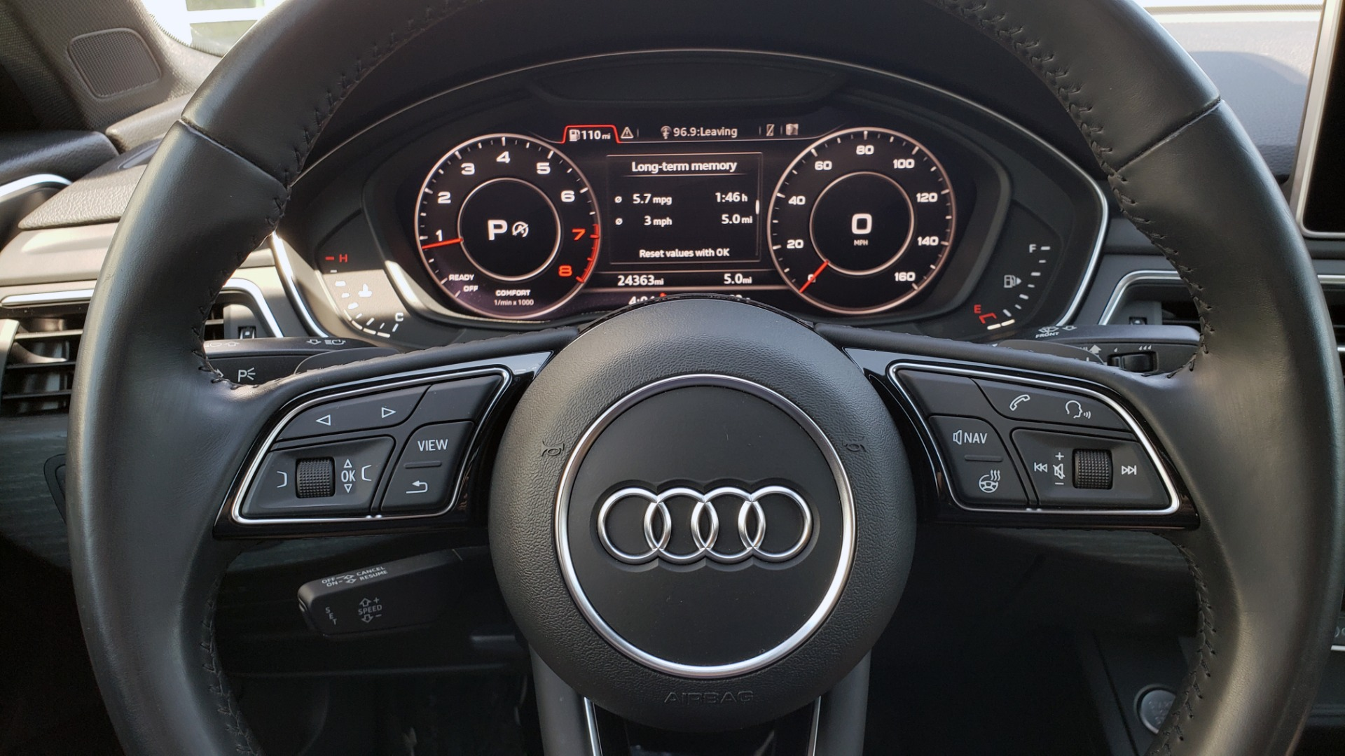 Used 2018 Audi A4 PREMIUM PLUS 2.0T / NAV / SUNROOF / B&O SND / CLD WTHR / REARVIEW for sale $30,695 at Formula Imports in Charlotte NC 28227 38