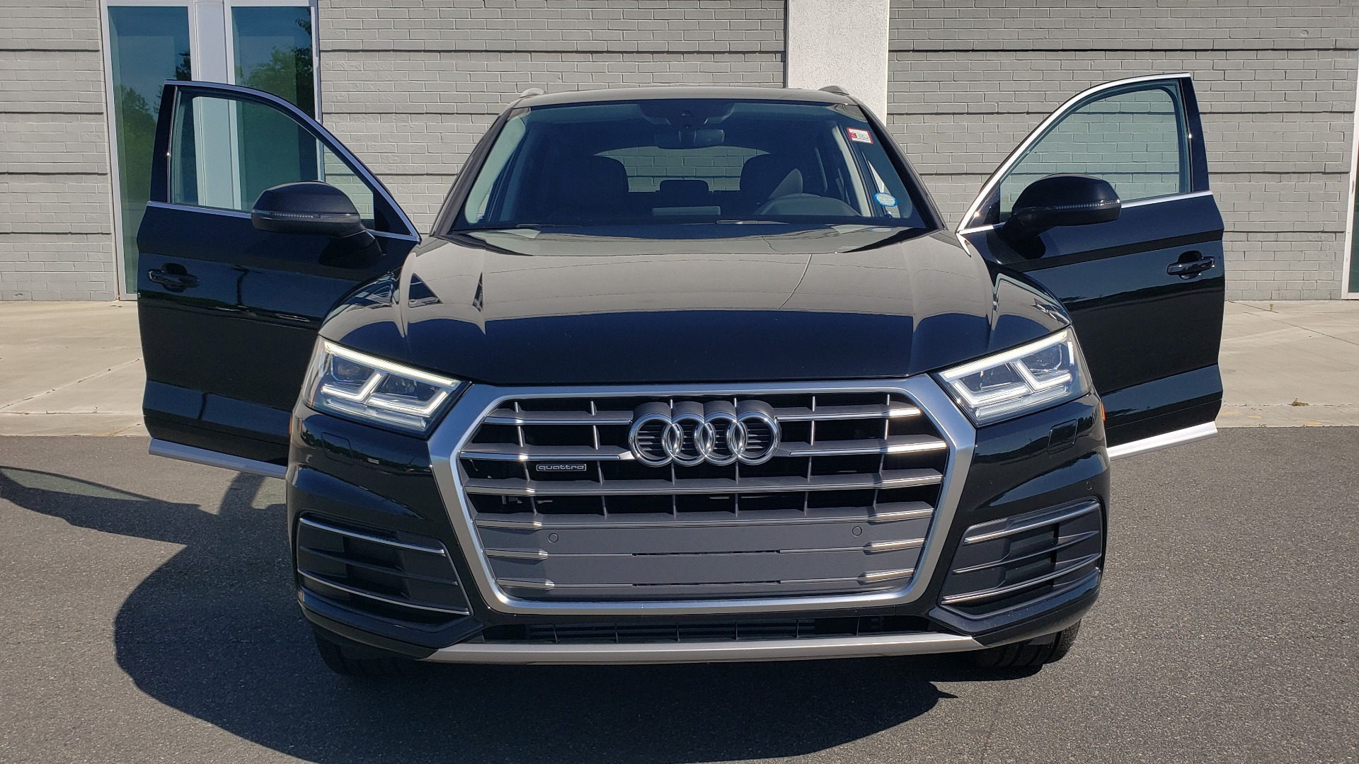 Used 2018 Audi Q5 PREMIUM PLUS / NAV / B&O SND / CLD WTHR / SUNROOF / REARVIEW for sale Sold at Formula Imports in Charlotte NC 28227 21