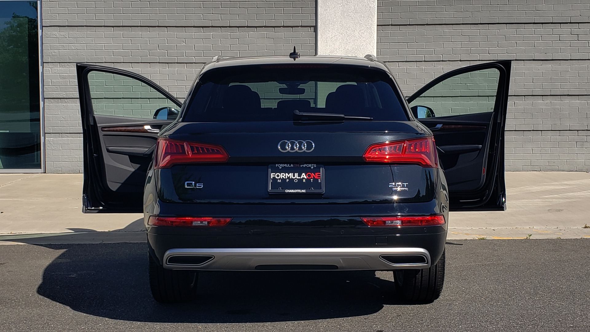 Used 2018 Audi Q5 PREMIUM PLUS / NAV / B&O SND / CLD WTHR / SUNROOF / REARVIEW for sale Sold at Formula Imports in Charlotte NC 28227 27