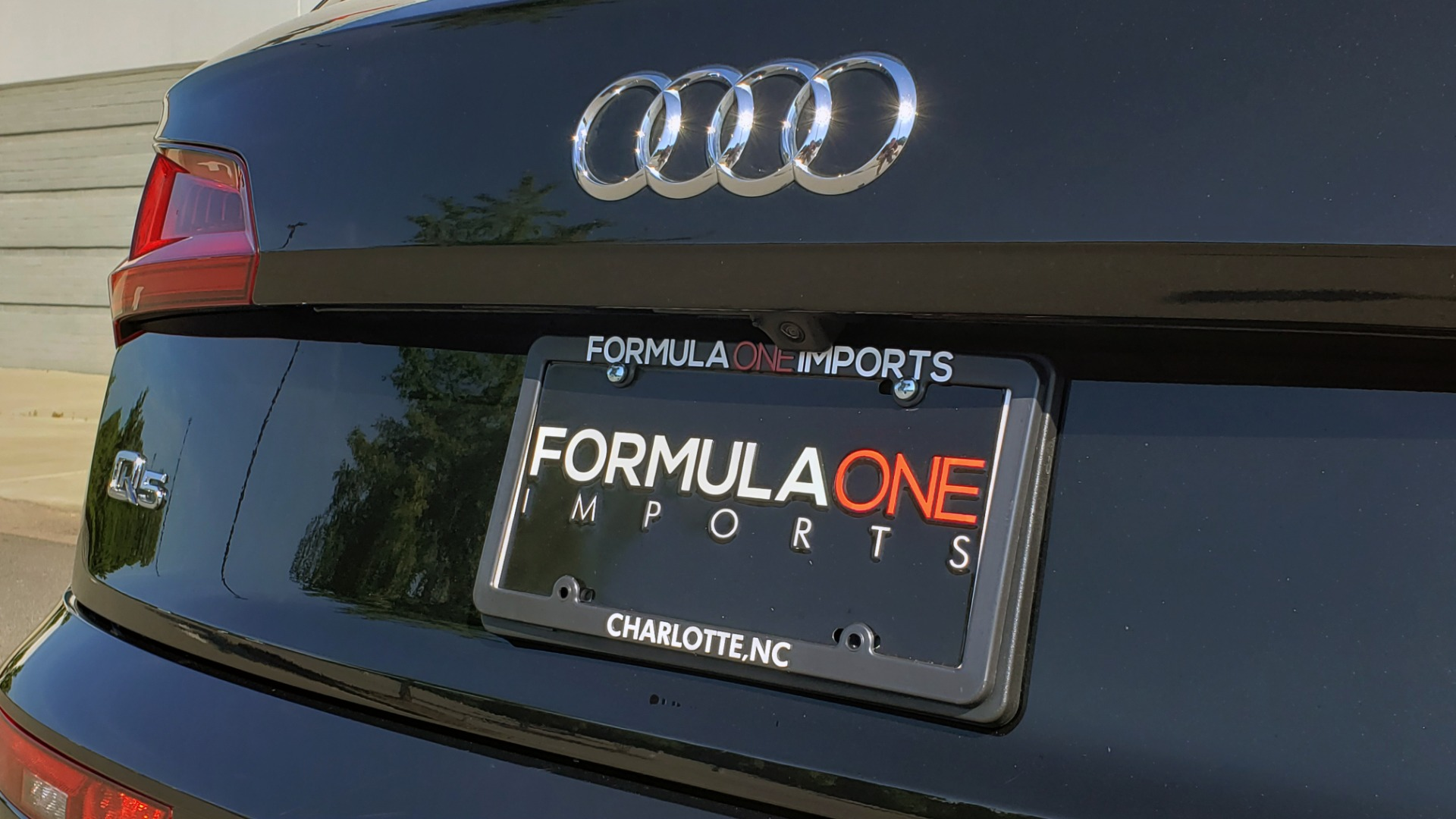 Used 2018 Audi Q5 PREMIUM PLUS / NAV / B&O SND / CLD WTHR / SUNROOF / REARVIEW for sale Sold at Formula Imports in Charlotte NC 28227 30