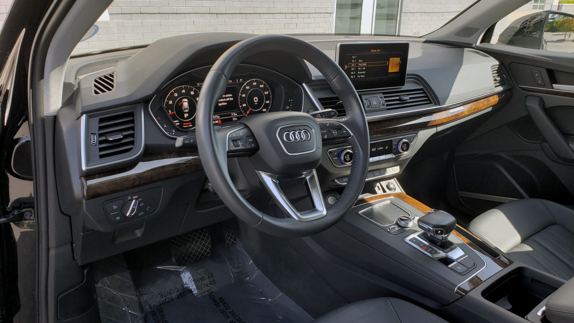 Used 2018 Audi Q5 PREMIUM PLUS / NAV / B&O SND / CLD WTHR / SUNROOF / REARVIEW for sale Sold at Formula Imports in Charlotte NC 28227 35