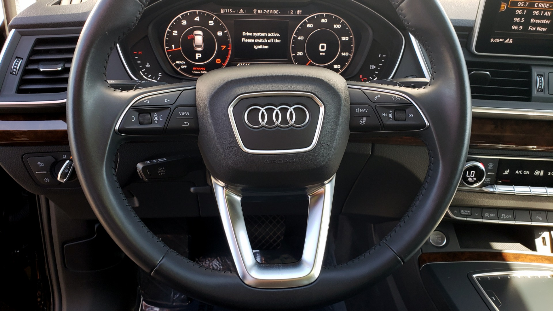 Used 2018 Audi Q5 PREMIUM PLUS / NAV / B&O SND / CLD WTHR / SUNROOF / REARVIEW for sale Sold at Formula Imports in Charlotte NC 28227 37