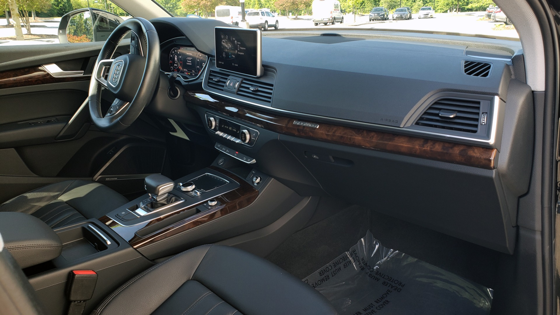 Used 2018 Audi Q5 PREMIUM PLUS / NAV / B&O SND / CLD WTHR / SUNROOF / REARVIEW for sale Sold at Formula Imports in Charlotte NC 28227 71