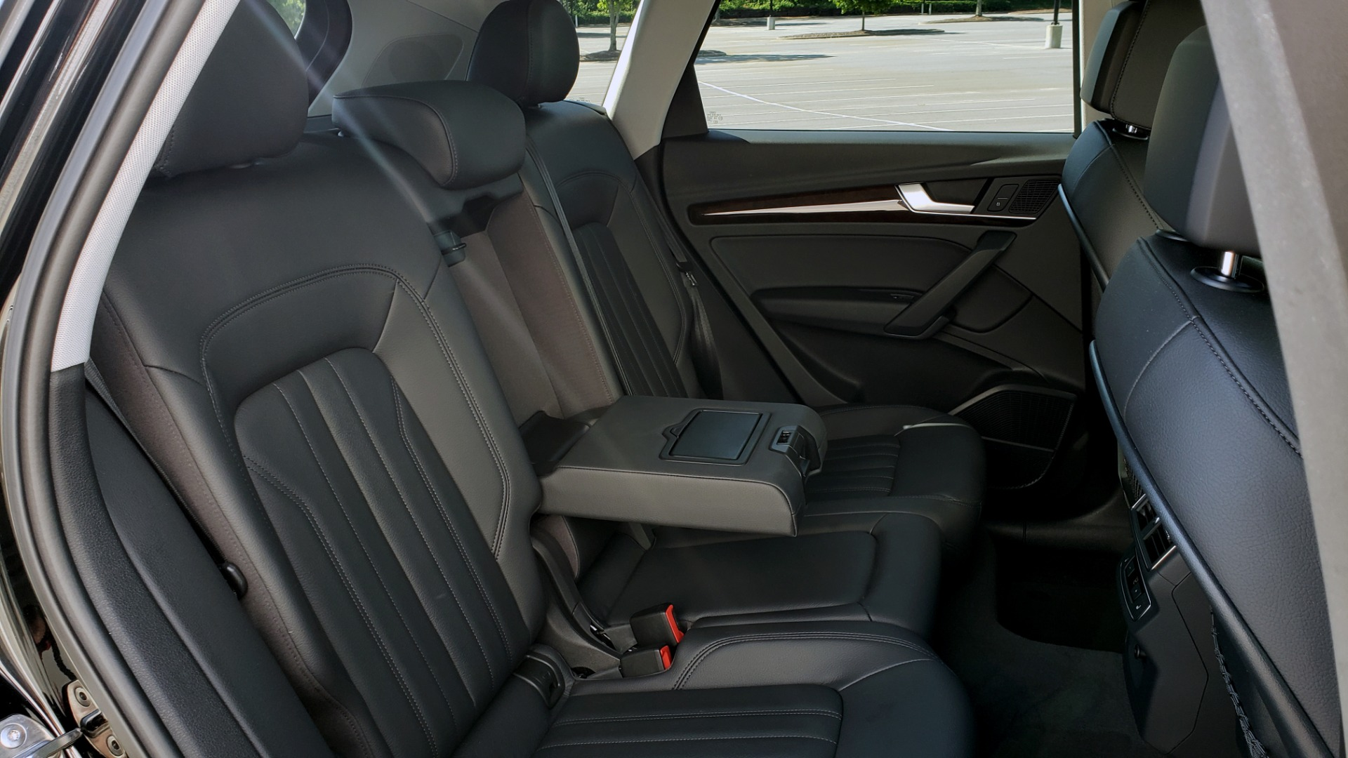Used 2018 Audi Q5 PREMIUM PLUS / NAV / B&O SND / CLD WTHR / SUNROOF / REARVIEW for sale Sold at Formula Imports in Charlotte NC 28227 76