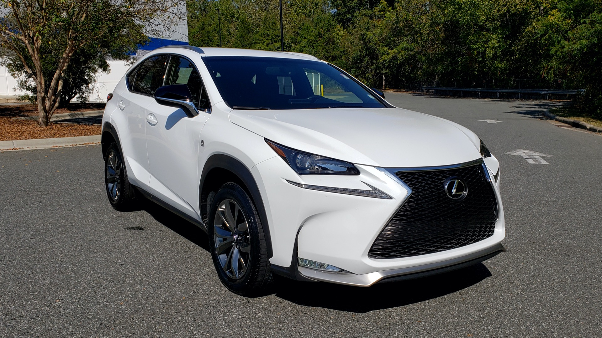 Used 2016 Lexus NX 200t F-SPORT / BACK-UP CAMERA / 18 INCH WHEELS for sale Sold at Formula Imports in Charlotte NC 28227 10
