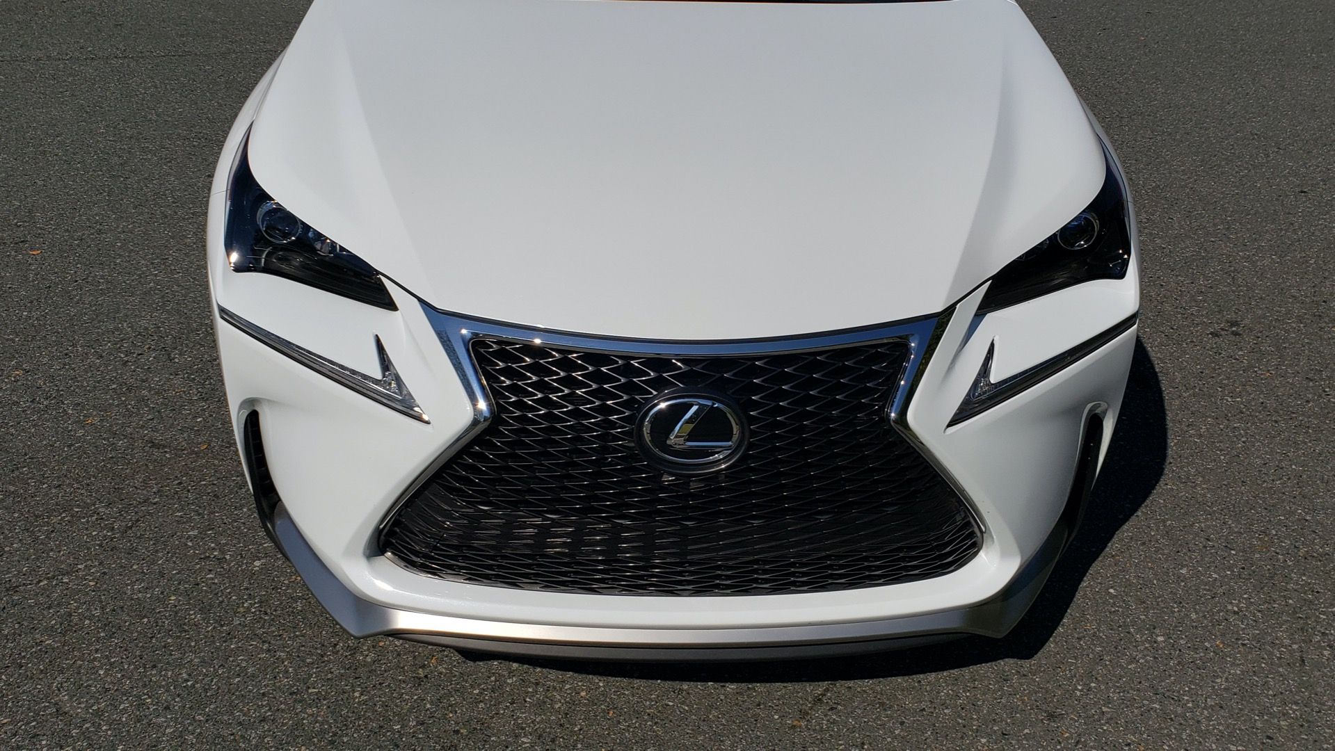 Used 2016 Lexus NX 200t F-SPORT / BACK-UP CAMERA / 18 INCH WHEELS for sale Sold at Formula Imports in Charlotte NC 28227 11