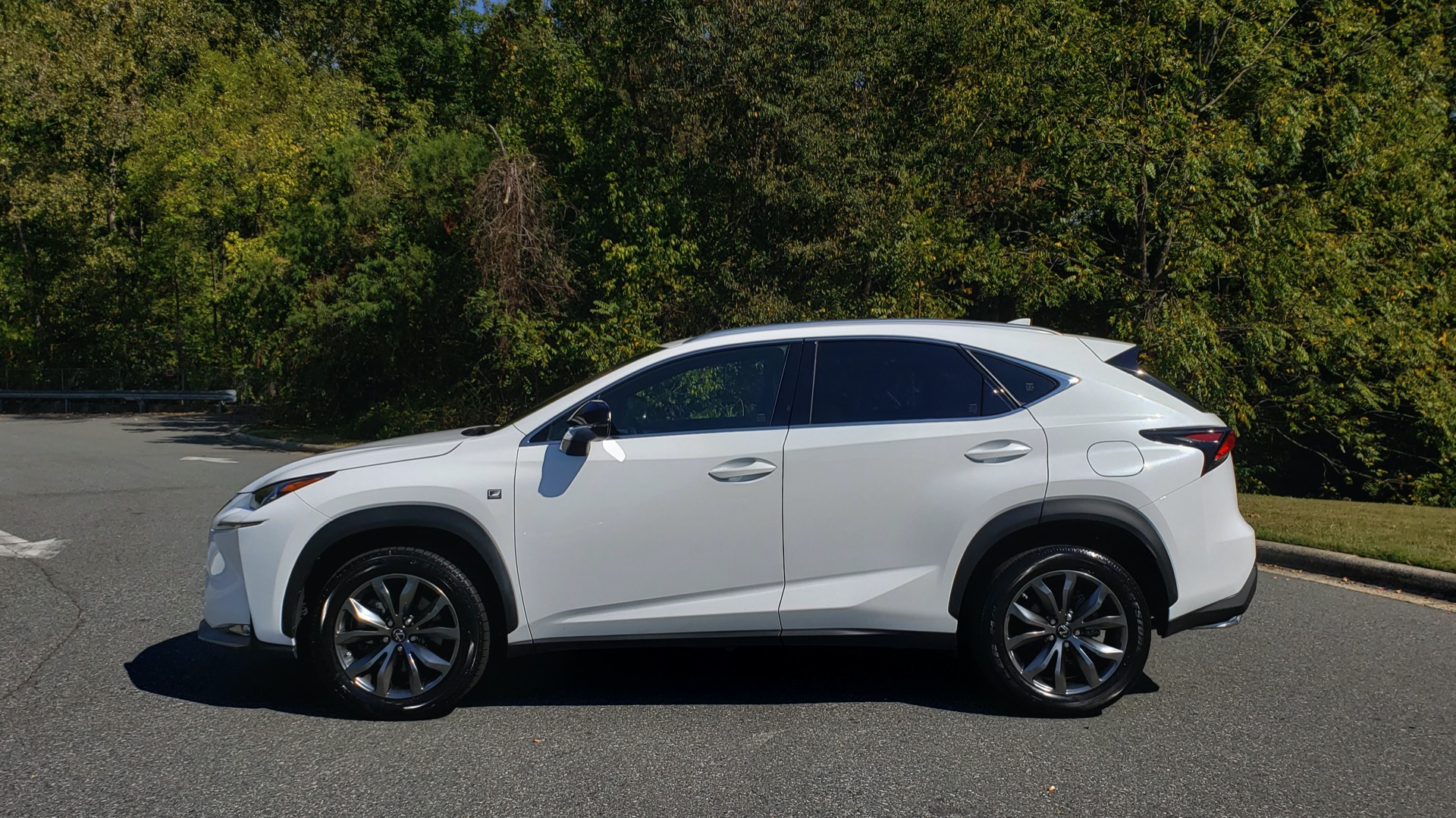 Used 2016 Lexus NX 200t F-SPORT / BACK-UP CAMERA / 18 INCH WHEELS for sale Sold at Formula Imports in Charlotte NC 28227 2