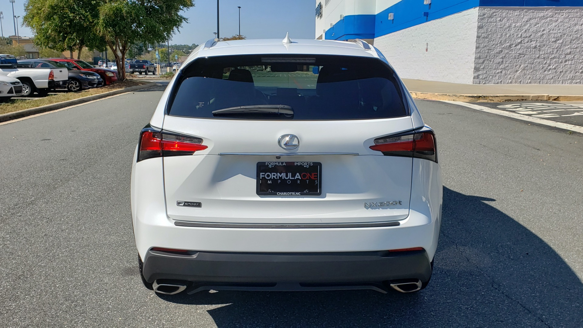 Used 2016 Lexus NX 200t F-SPORT / BACK-UP CAMERA / 18 INCH WHEELS for sale Sold at Formula Imports in Charlotte NC 28227 28