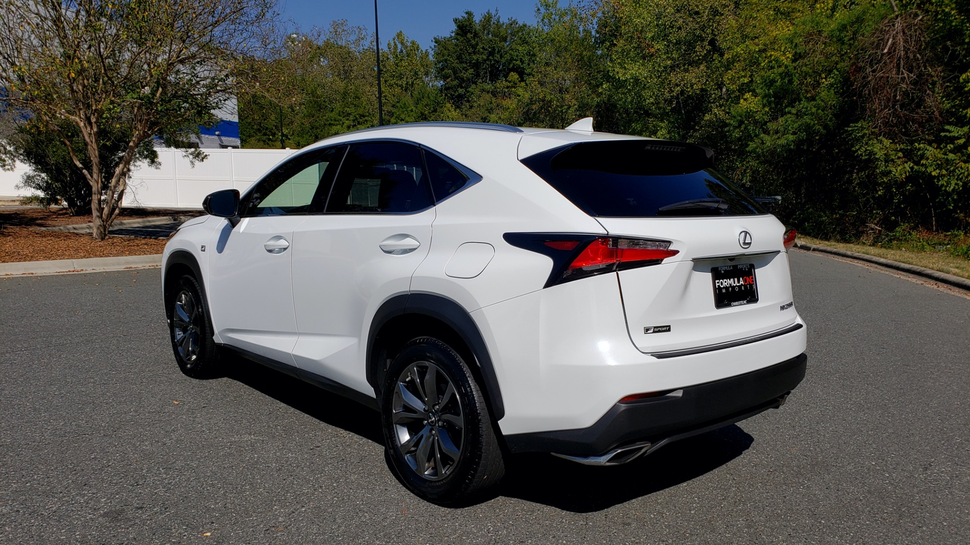 Used 2016 Lexus NX 200t F-SPORT / BACK-UP CAMERA / 18 INCH WHEELS for sale Sold at Formula Imports in Charlotte NC 28227 3