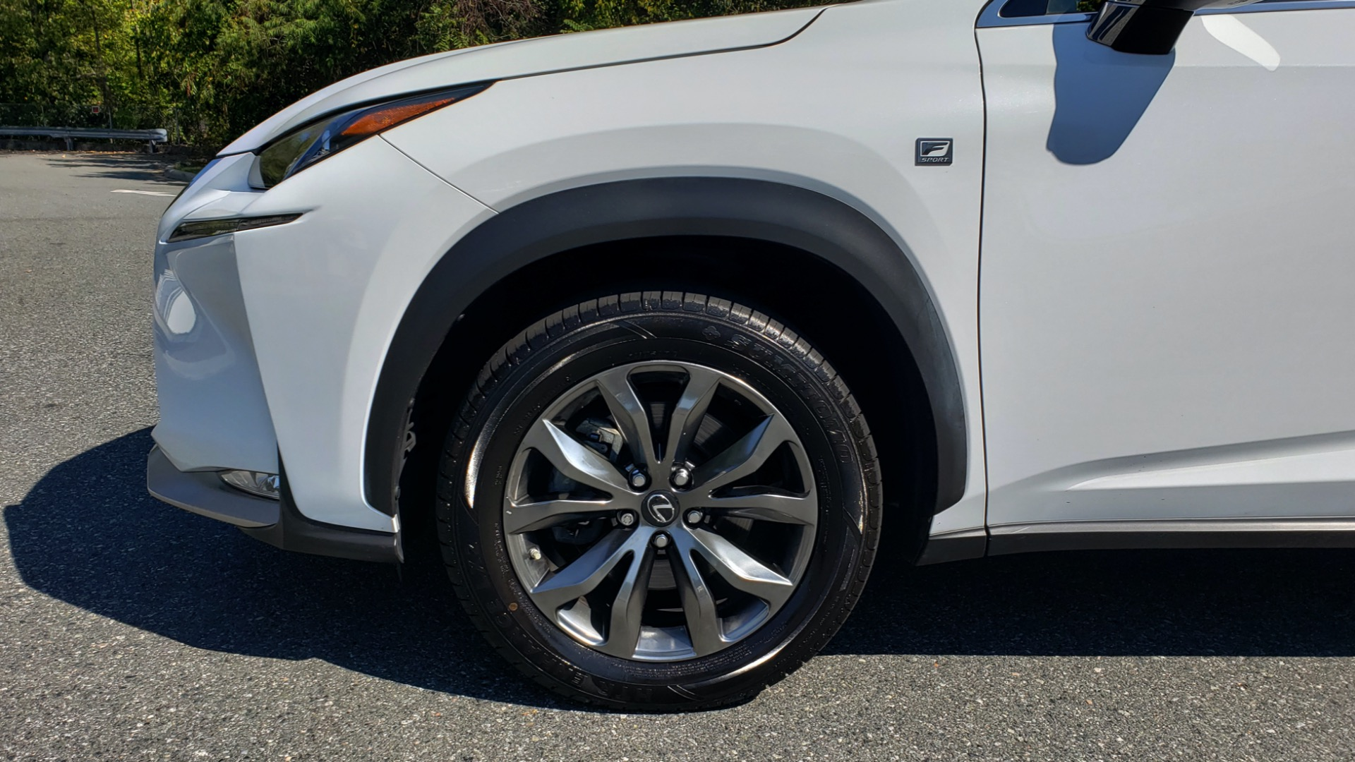 Used 2016 Lexus NX 200t F-SPORT / BACK-UP CAMERA / 18 INCH WHEELS for sale Sold at Formula Imports in Charlotte NC 28227 6