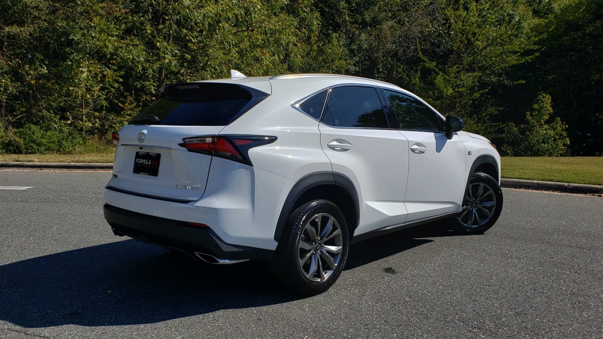 Used 2016 Lexus NX 200t F-SPORT / BACK-UP CAMERA / 18 INCH WHEELS for sale Sold at Formula Imports in Charlotte NC 28227 8