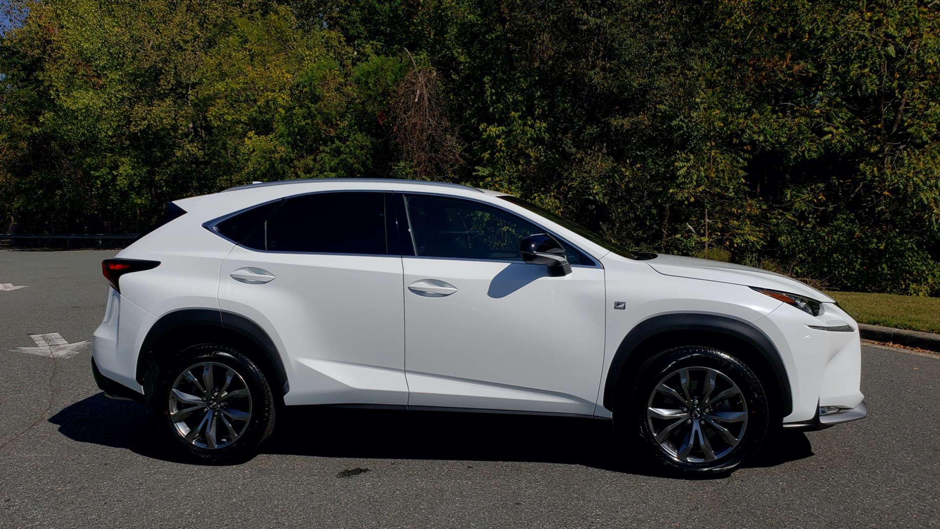 Used 2016 Lexus NX 200t F-SPORT / BACK-UP CAMERA / 18 INCH WHEELS for sale Sold at Formula Imports in Charlotte NC 28227 9