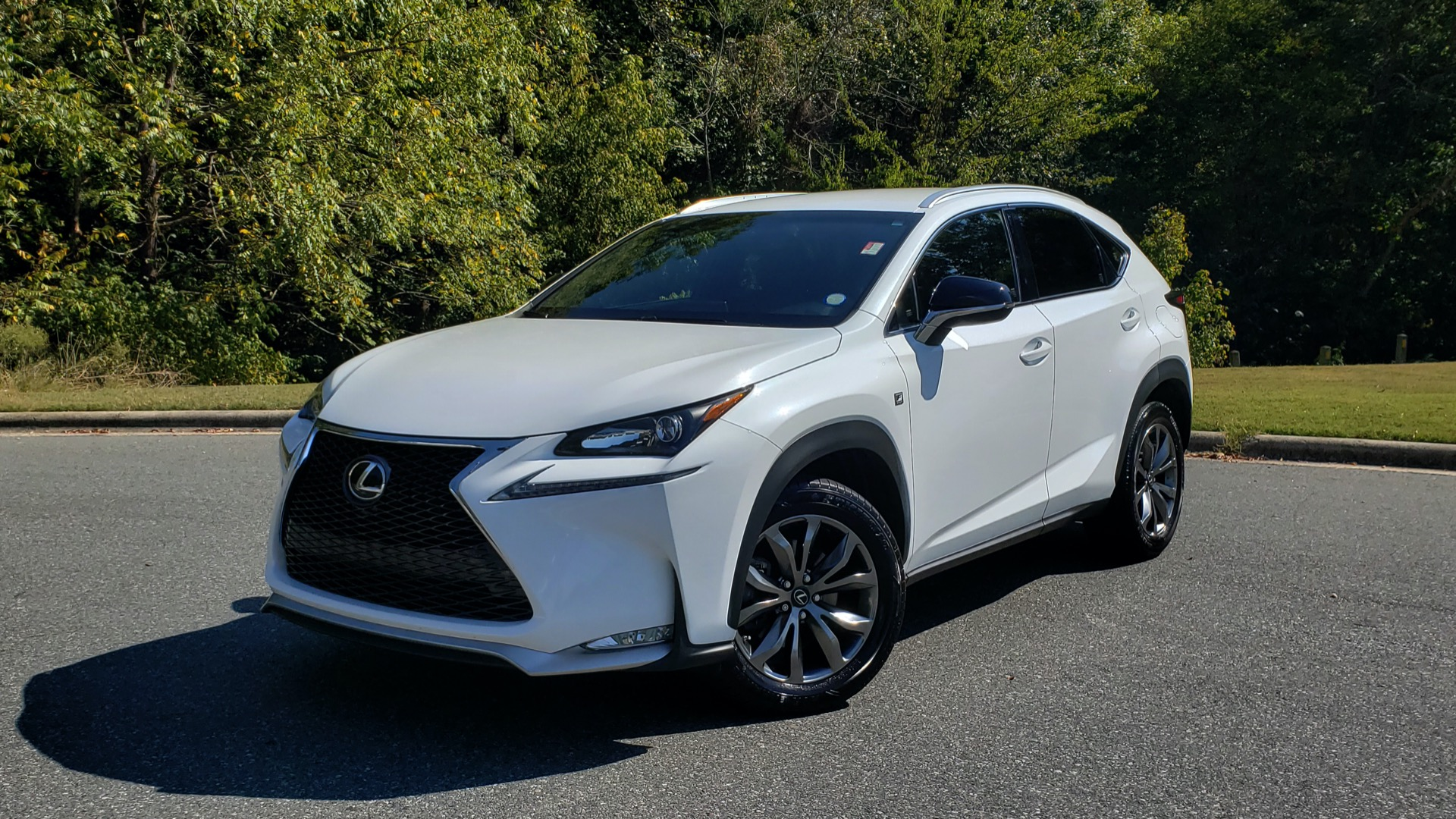 Used 2016 Lexus NX 200t F-SPORT / BACK-UP CAMERA / 18 INCH WHEELS for sale Sold at Formula Imports in Charlotte NC 28227 1