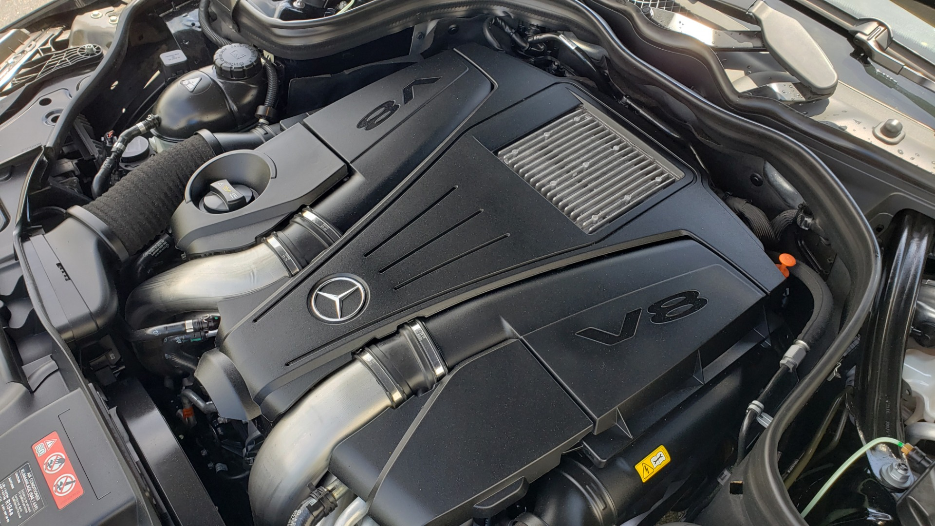 Used 2014 Mercedes-Benz CLS-CLASS CLS 550 PREMIUM / AMG SPORT WHLS / SUNROOF / LANE TRACK / PARKTRONIC for sale Sold at Formula Imports in Charlotte NC 28227 15