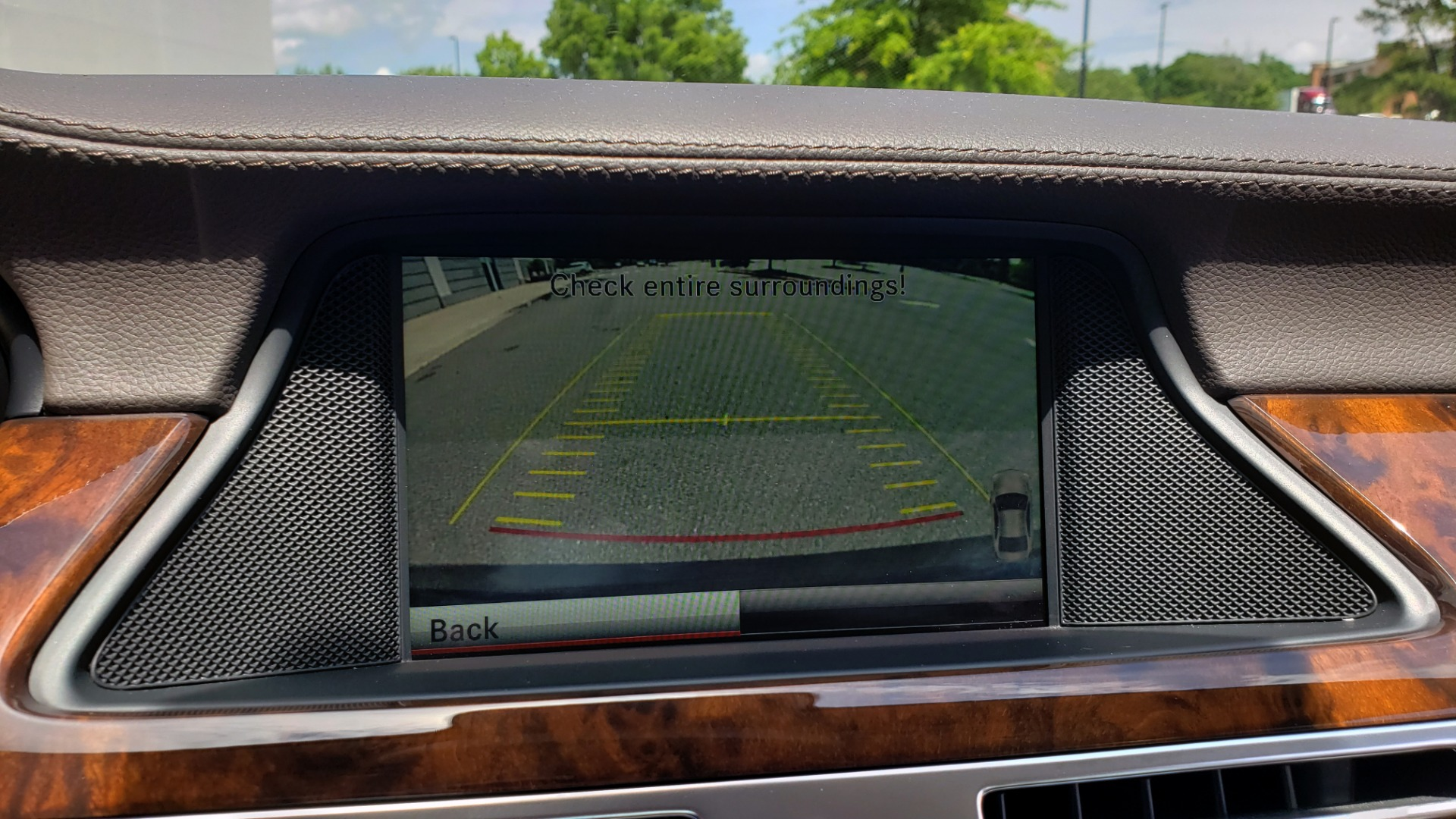 Used 2014 Mercedes-Benz CLS-CLASS CLS 550 PREMIUM / AMG SPORT WHLS / SUNROOF / LANE TRACK / PARKTRONIC for sale Sold at Formula Imports in Charlotte NC 28227 47