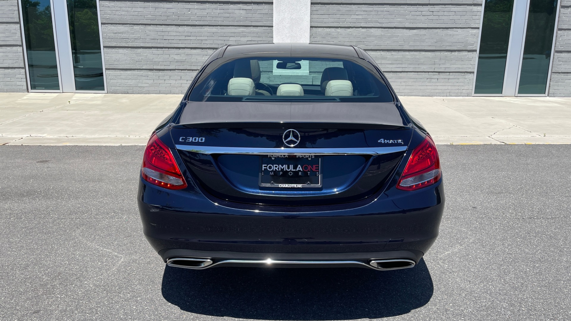 Used 2018 Mercedes-Benz C-CLASS C 300 PREMIUM / KEYLESS-GO / PANO-ROOF / BURMESTER / REARVIEW for sale $29,495 at Formula Imports in Charlotte NC 28227 18
