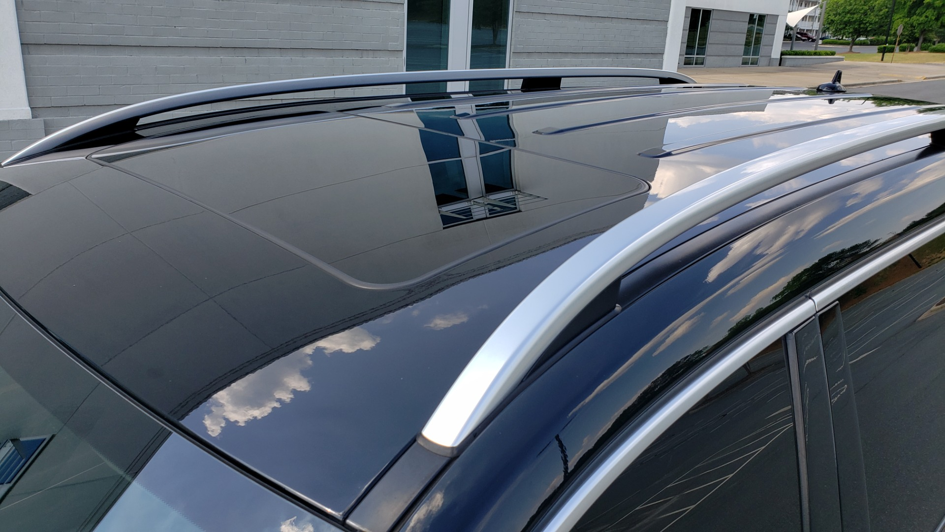 Used 2017 Mercedes-Benz GLS GLS 550 for sale Sold at Formula Imports in Charlotte NC 28227 10