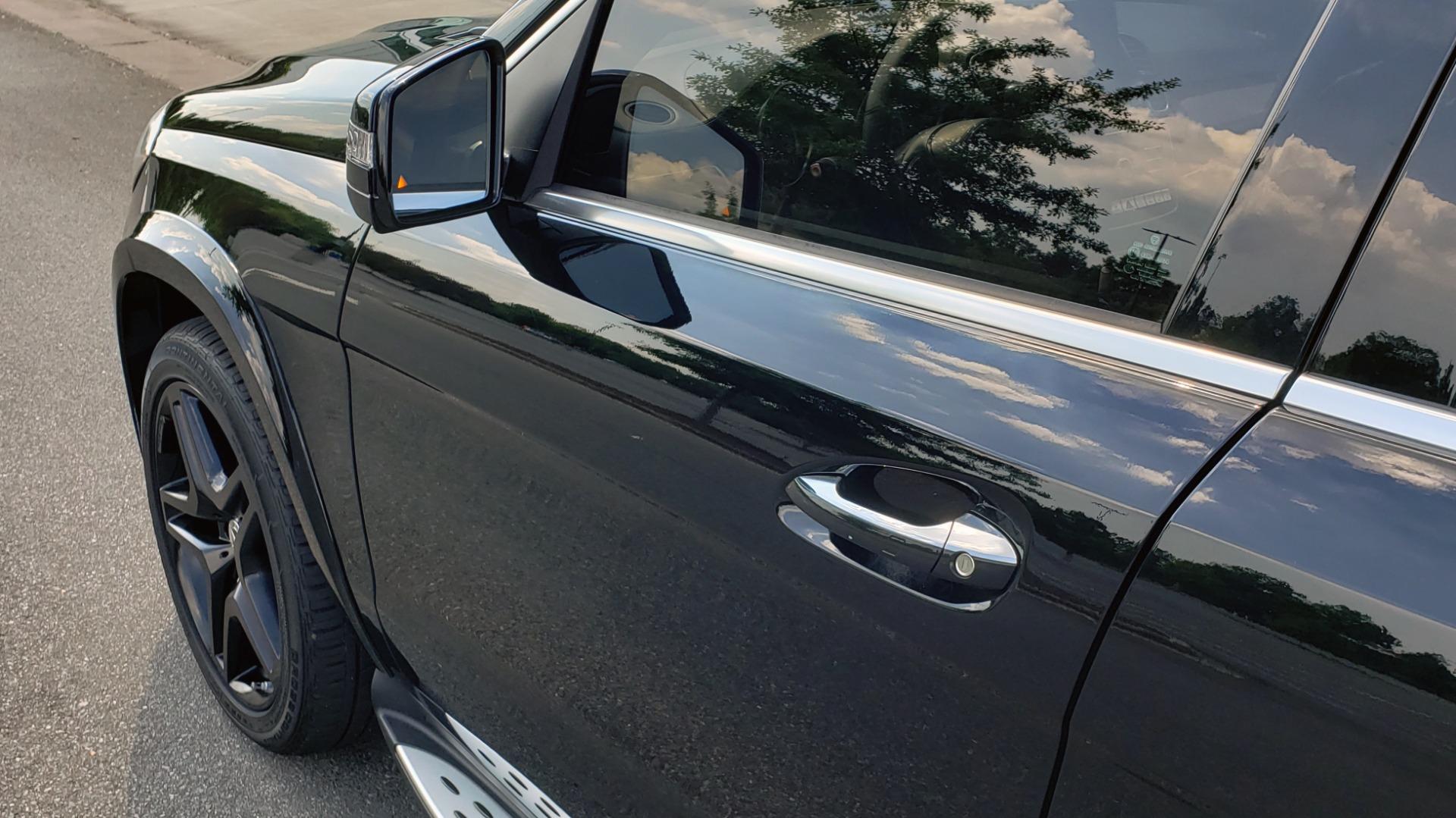 Used 2017 Mercedes-Benz GLS GLS 550 for sale Sold at Formula Imports in Charlotte NC 28227 11