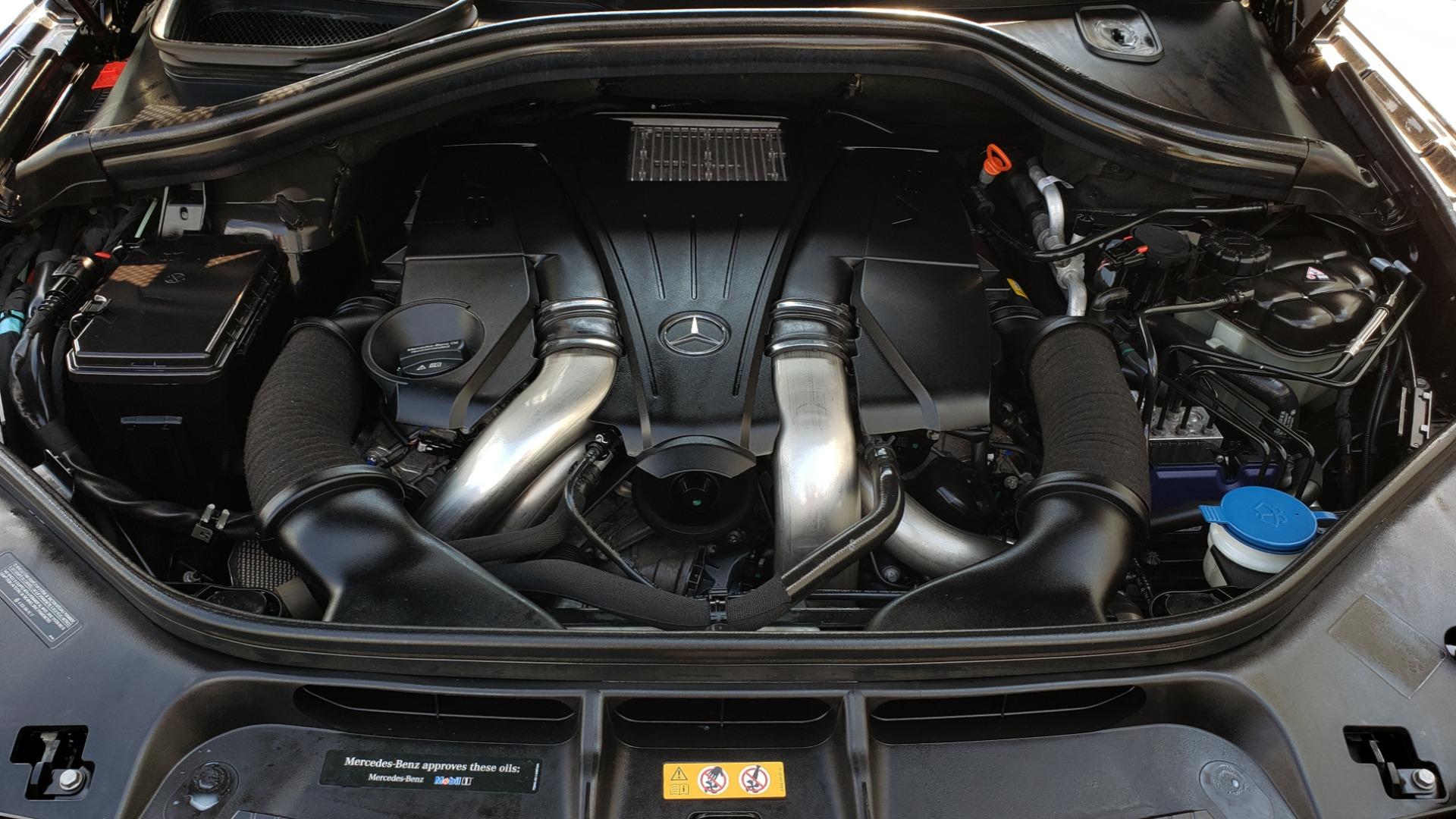 Used 2017 Mercedes-Benz GLS GLS 550 for sale Sold at Formula Imports in Charlotte NC 28227 13