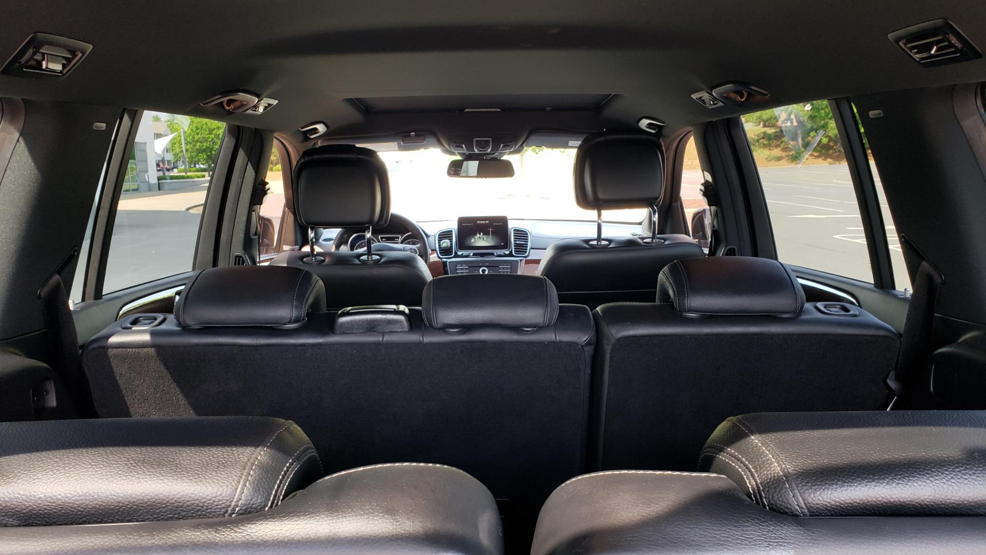 Used 2017 Mercedes-Benz GLS GLS 550 for sale Sold at Formula Imports in Charlotte NC 28227 16