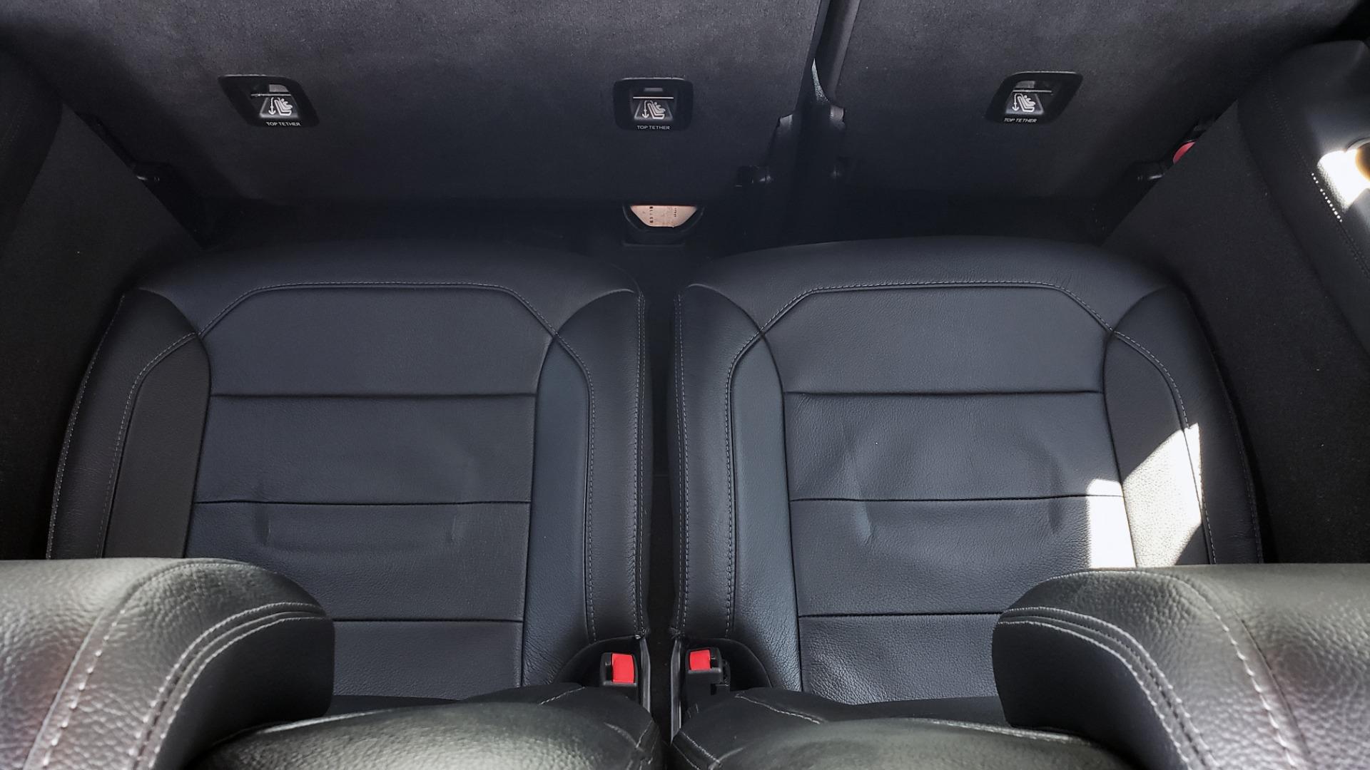 Used 2017 Mercedes-Benz GLS GLS 550 for sale Sold at Formula Imports in Charlotte NC 28227 23