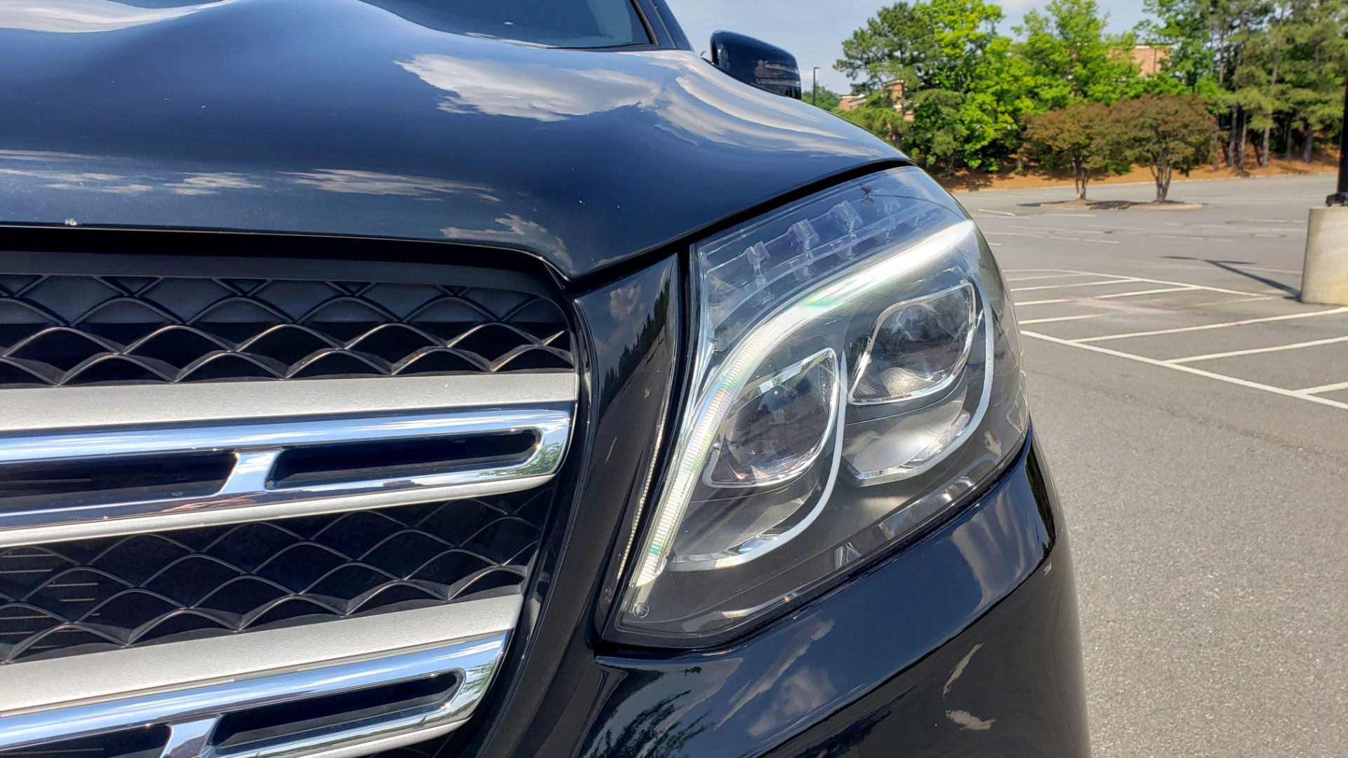 Used 2017 Mercedes-Benz GLS GLS 550 for sale Sold at Formula Imports in Charlotte NC 28227 30