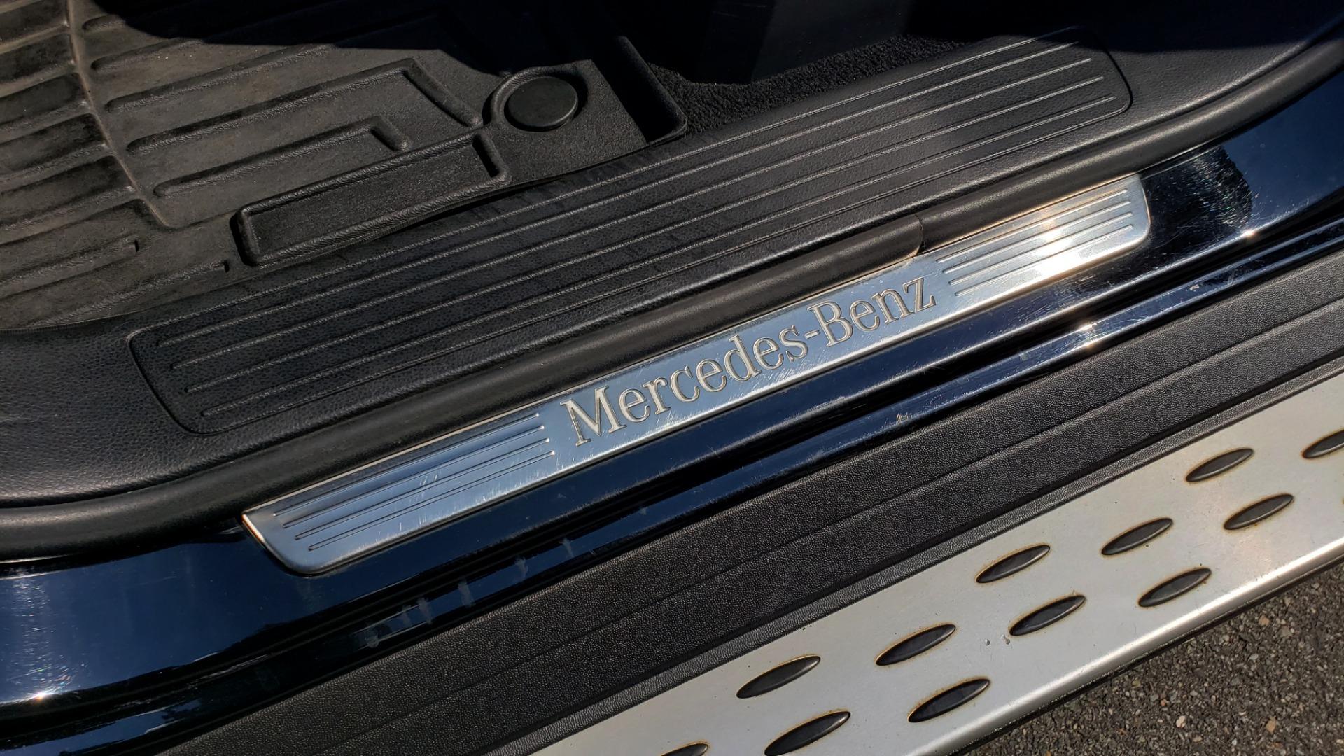 Used 2017 Mercedes-Benz GLS GLS 550 for sale Sold at Formula Imports in Charlotte NC 28227 41