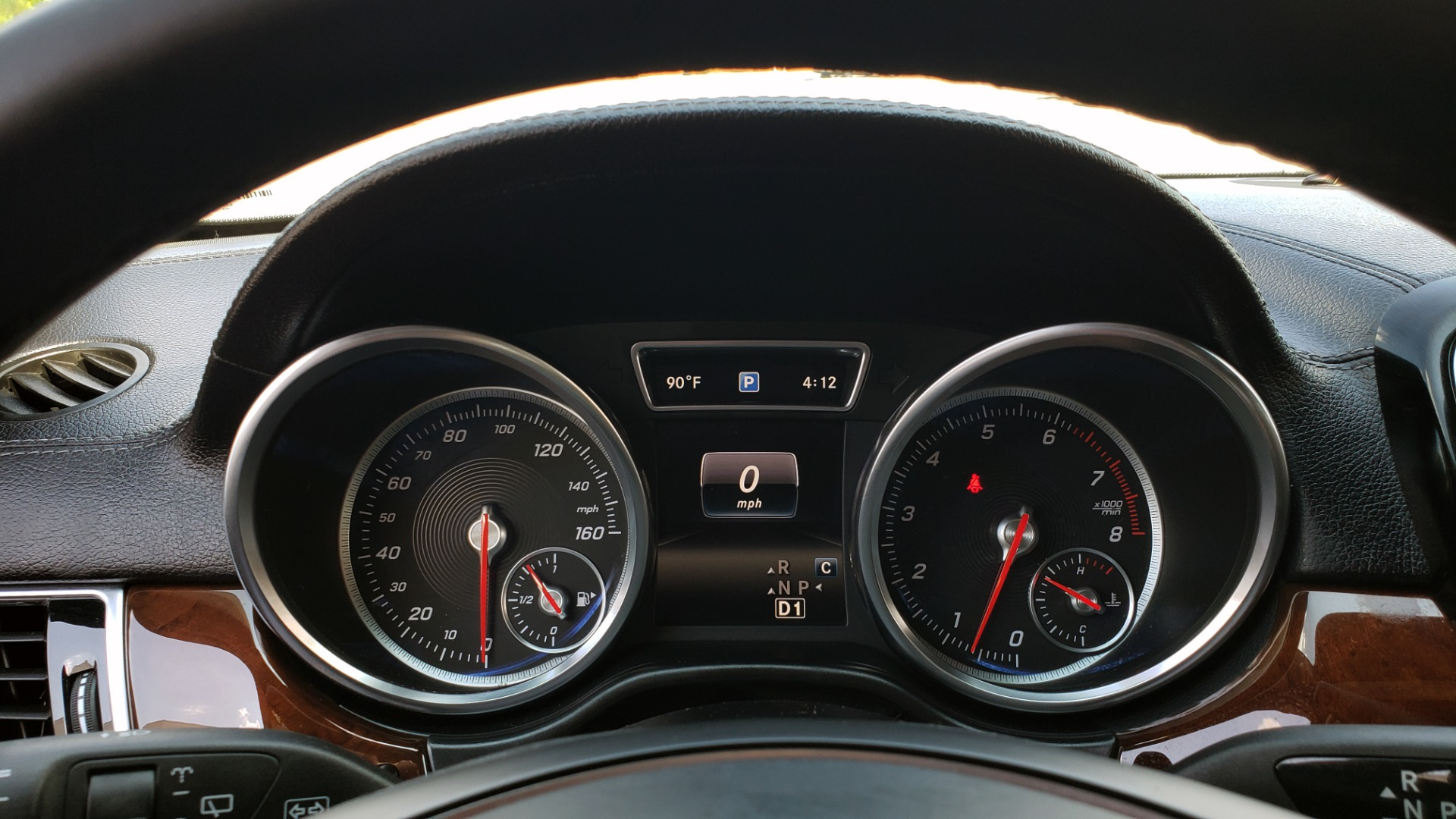 Used 2017 Mercedes-Benz GLS GLS 550 for sale Sold at Formula Imports in Charlotte NC 28227 50