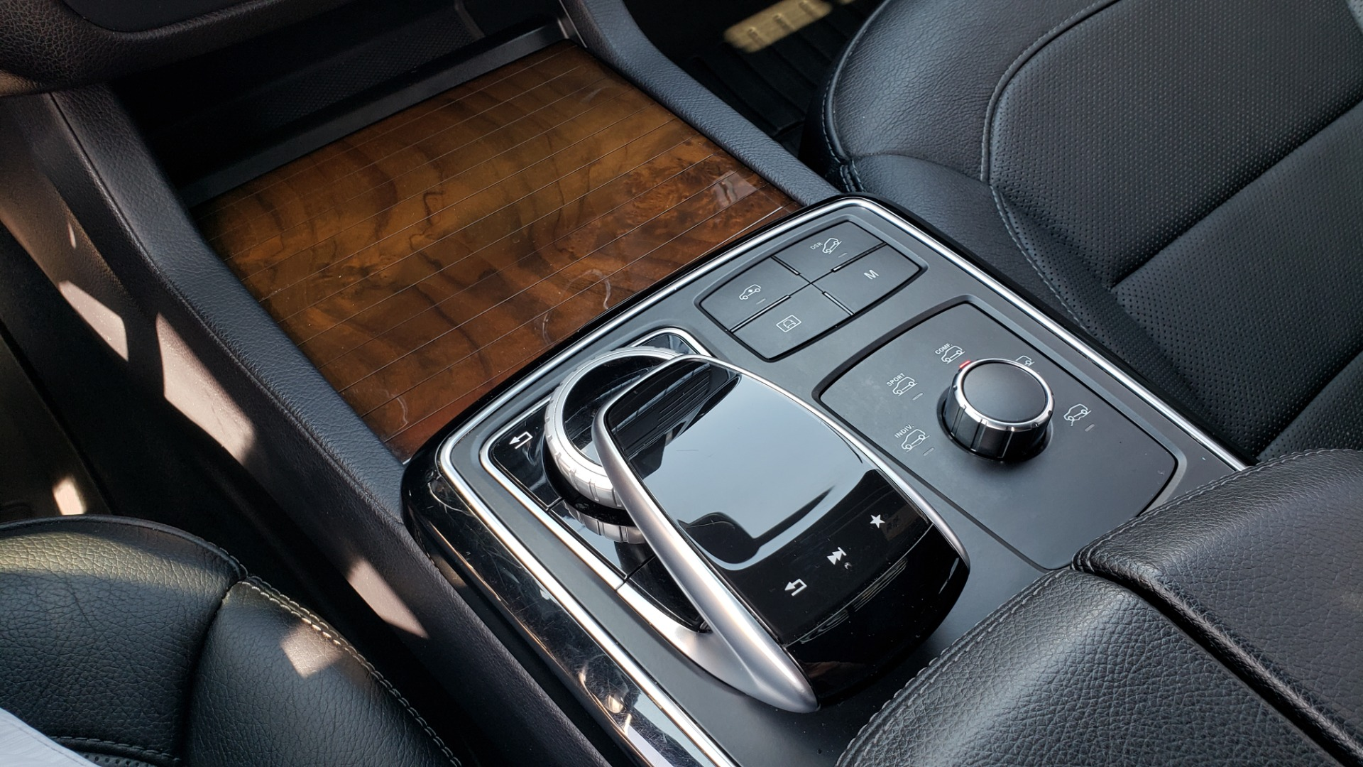 Used 2017 Mercedes-Benz GLS GLS 550 for sale Sold at Formula Imports in Charlotte NC 28227 58