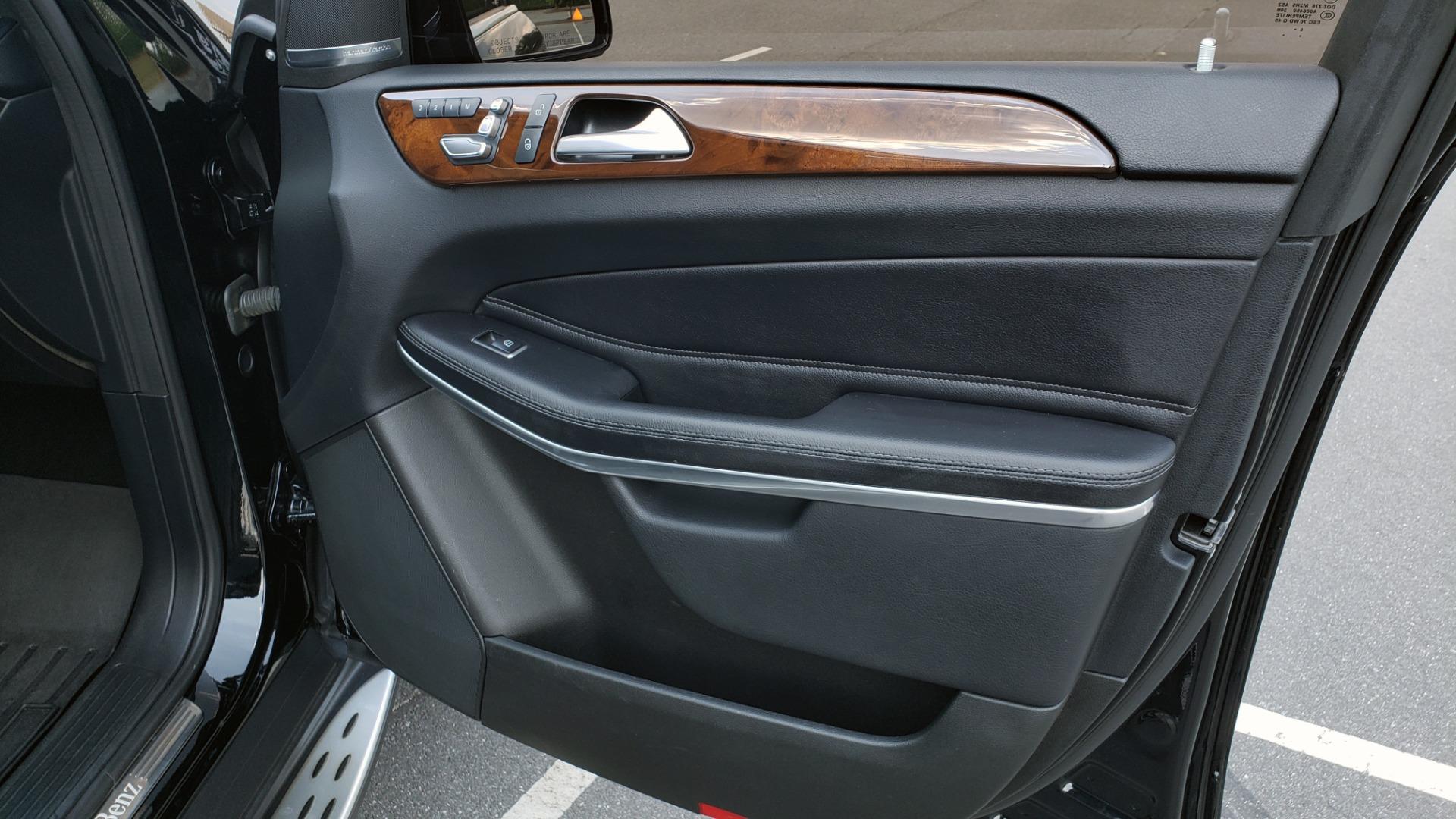 Used 2017 Mercedes-Benz GLS GLS 550 for sale Sold at Formula Imports in Charlotte NC 28227 75