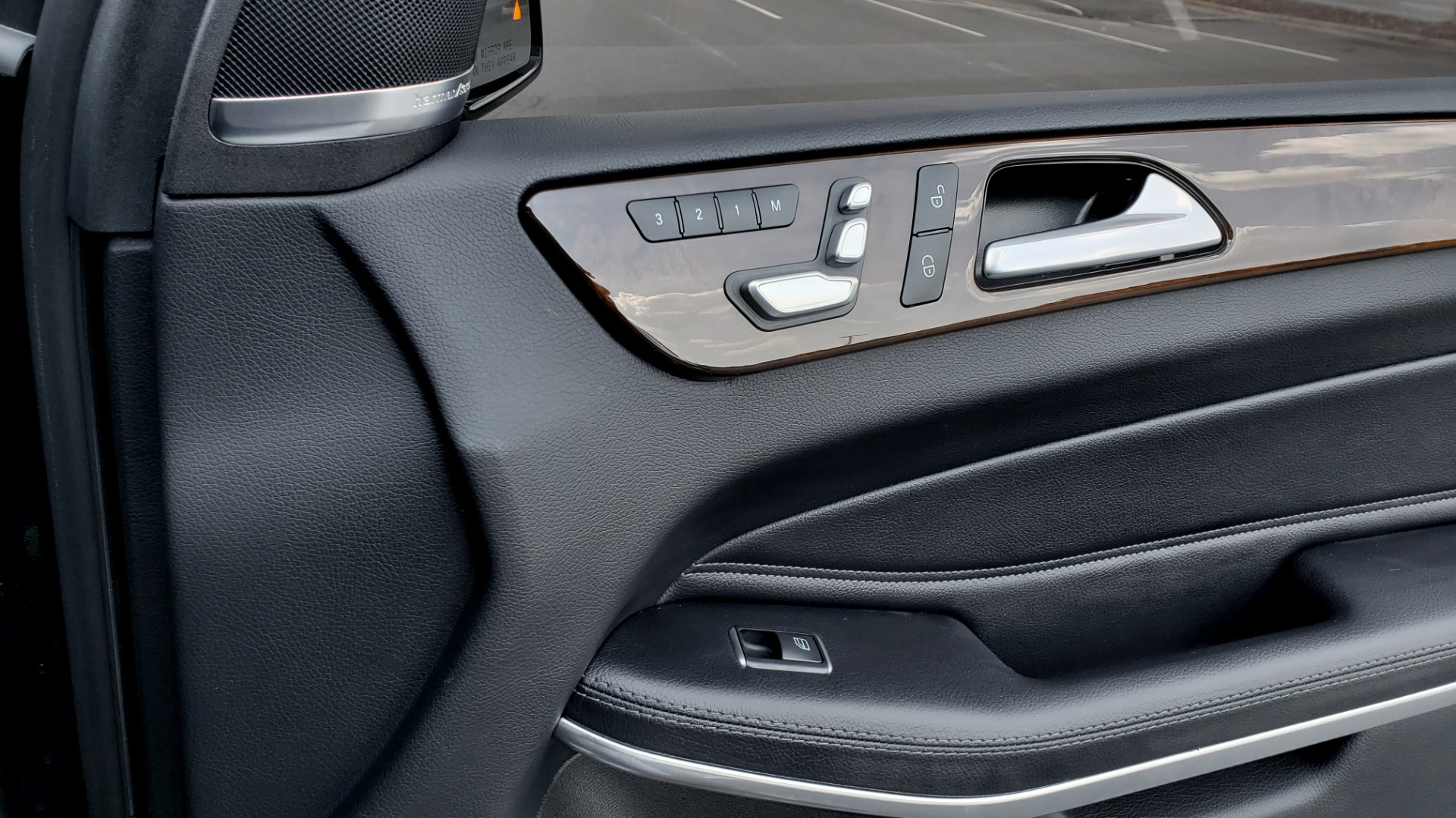 Used 2017 Mercedes-Benz GLS GLS 550 for sale Sold at Formula Imports in Charlotte NC 28227 76