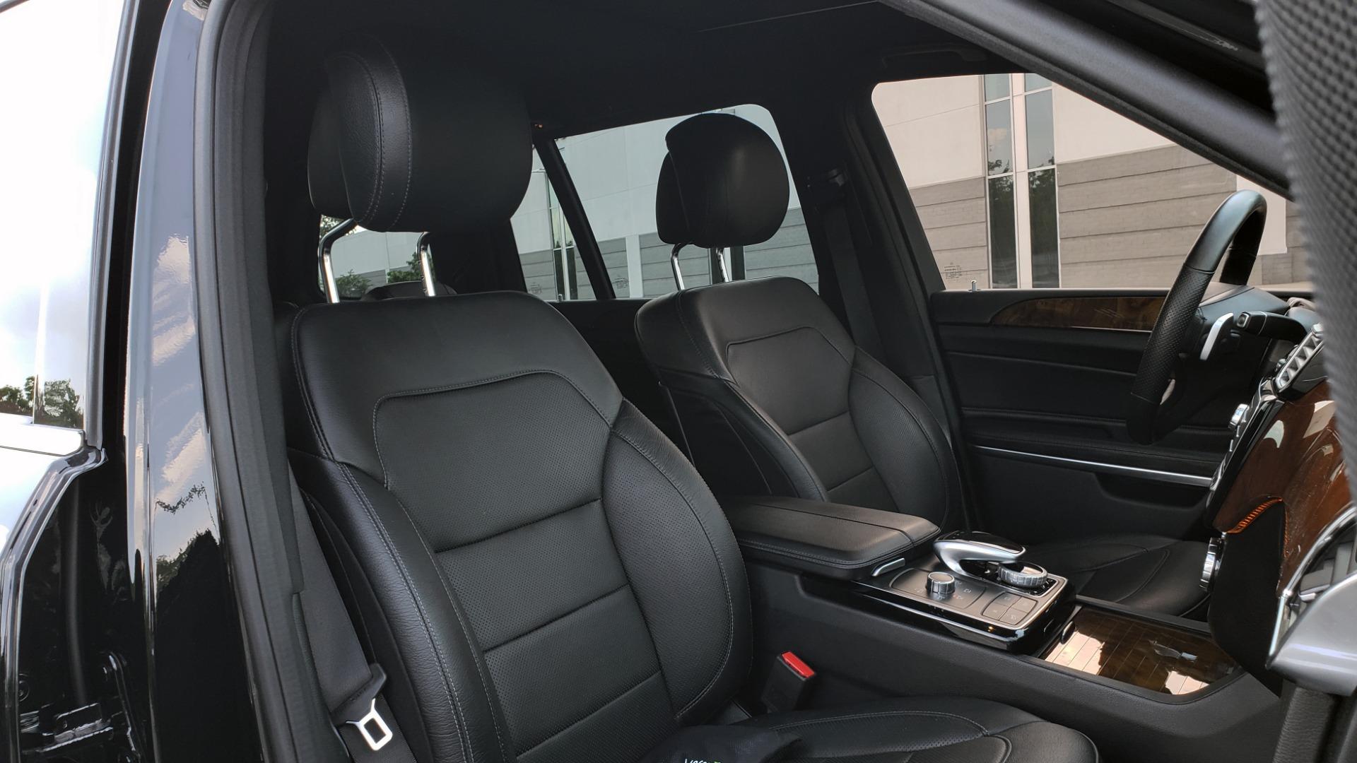 Used 2017 Mercedes-Benz GLS GLS 550 for sale Sold at Formula Imports in Charlotte NC 28227 78