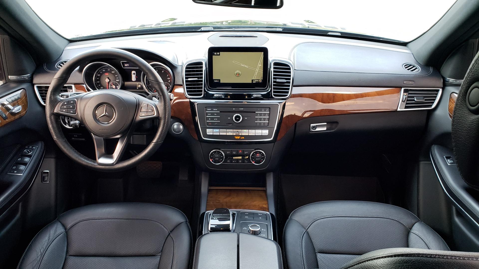 Used 2017 Mercedes-Benz GLS GLS 550 for sale Sold at Formula Imports in Charlotte NC 28227 87