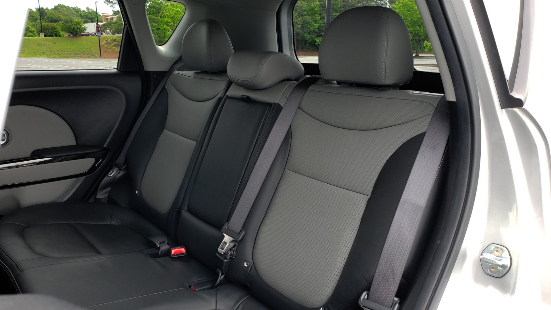 Used 2017 Kia SOUL PLUS / NAV / SUNROOF / LEATHER / HTD STS / REARVIEW for sale $16,995 at Formula Imports in Charlotte NC 28227 56