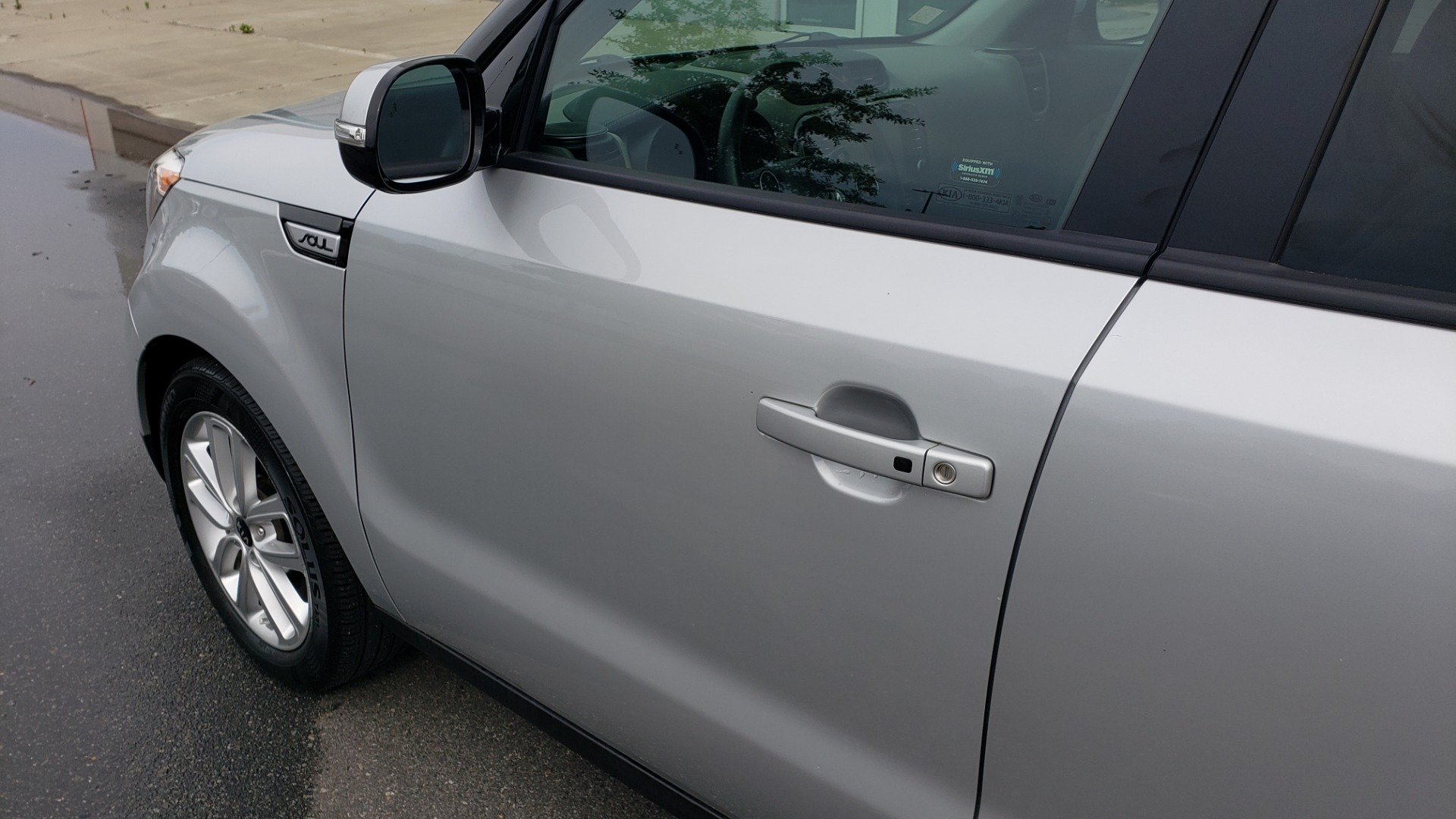 Used 2017 Kia SOUL PLUS / NAV / SUNROOF / LEATHER / HTD STS / REARVIEW for sale $16,995 at Formula Imports in Charlotte NC 28227 8