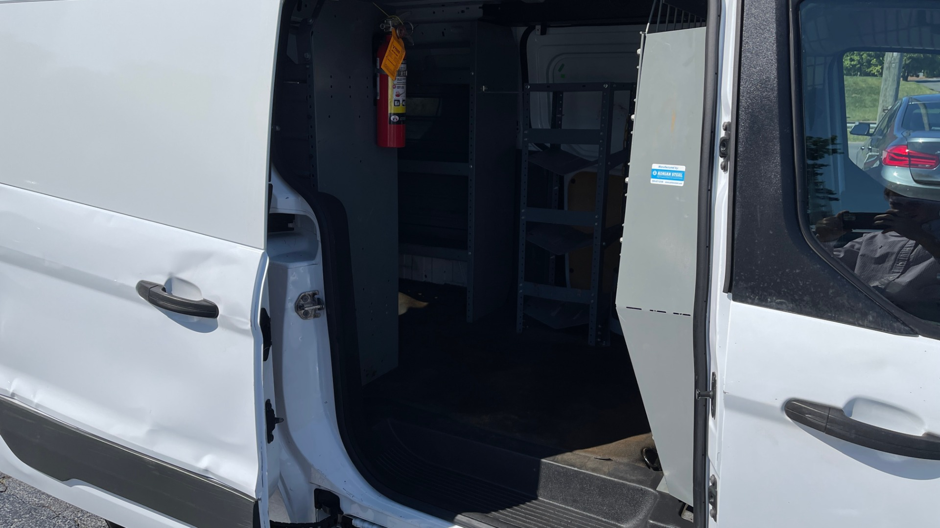 Used 2015 Ford TRANSIT CONNECT XLT CARGO VAN LWB / 2.5L 4-CYL / 6-SPD AUTO / ROOF RACK for sale $10,500 at Formula Imports in Charlotte NC 28227 48